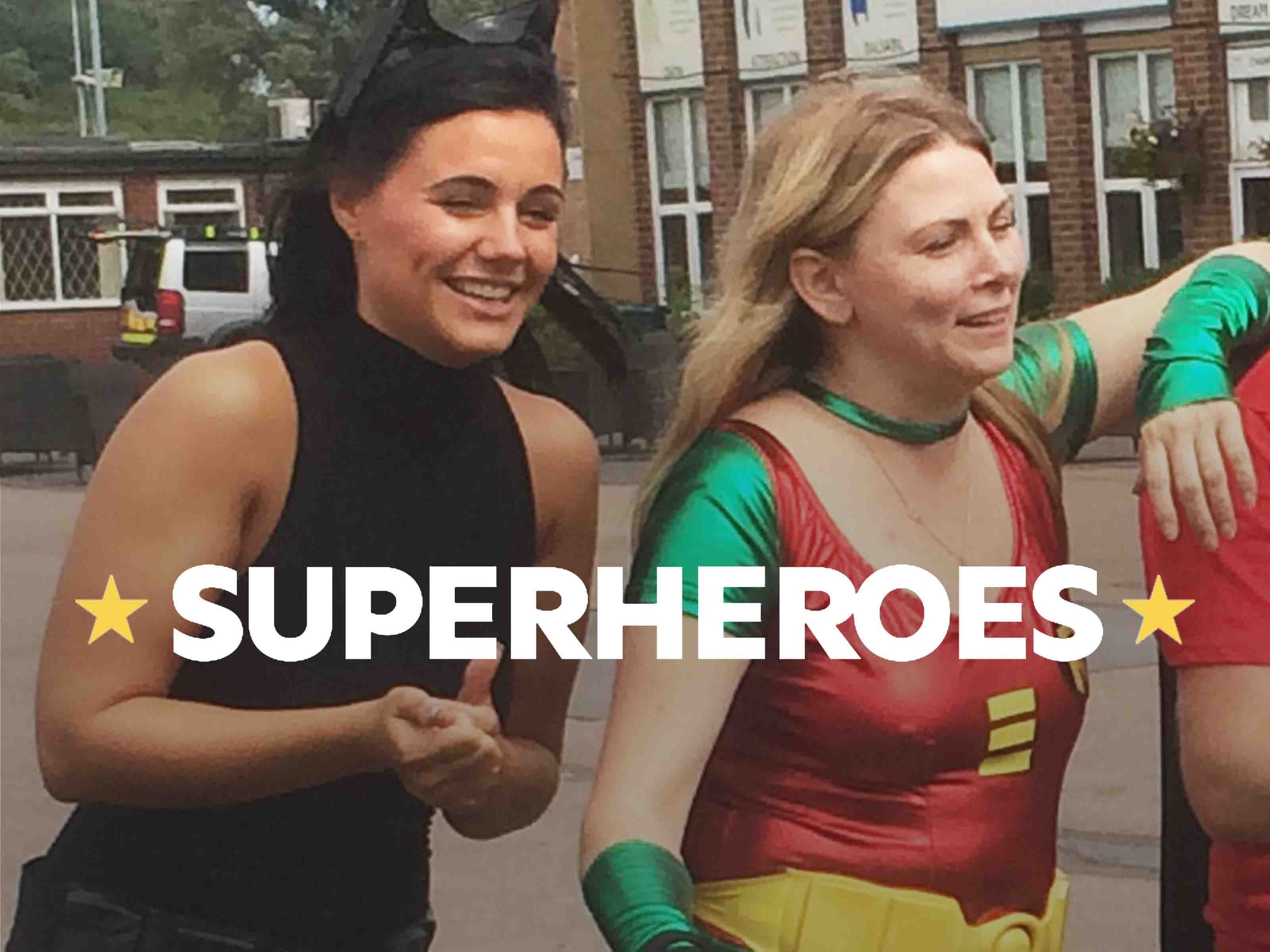 Hen Party Themes - Superheroes