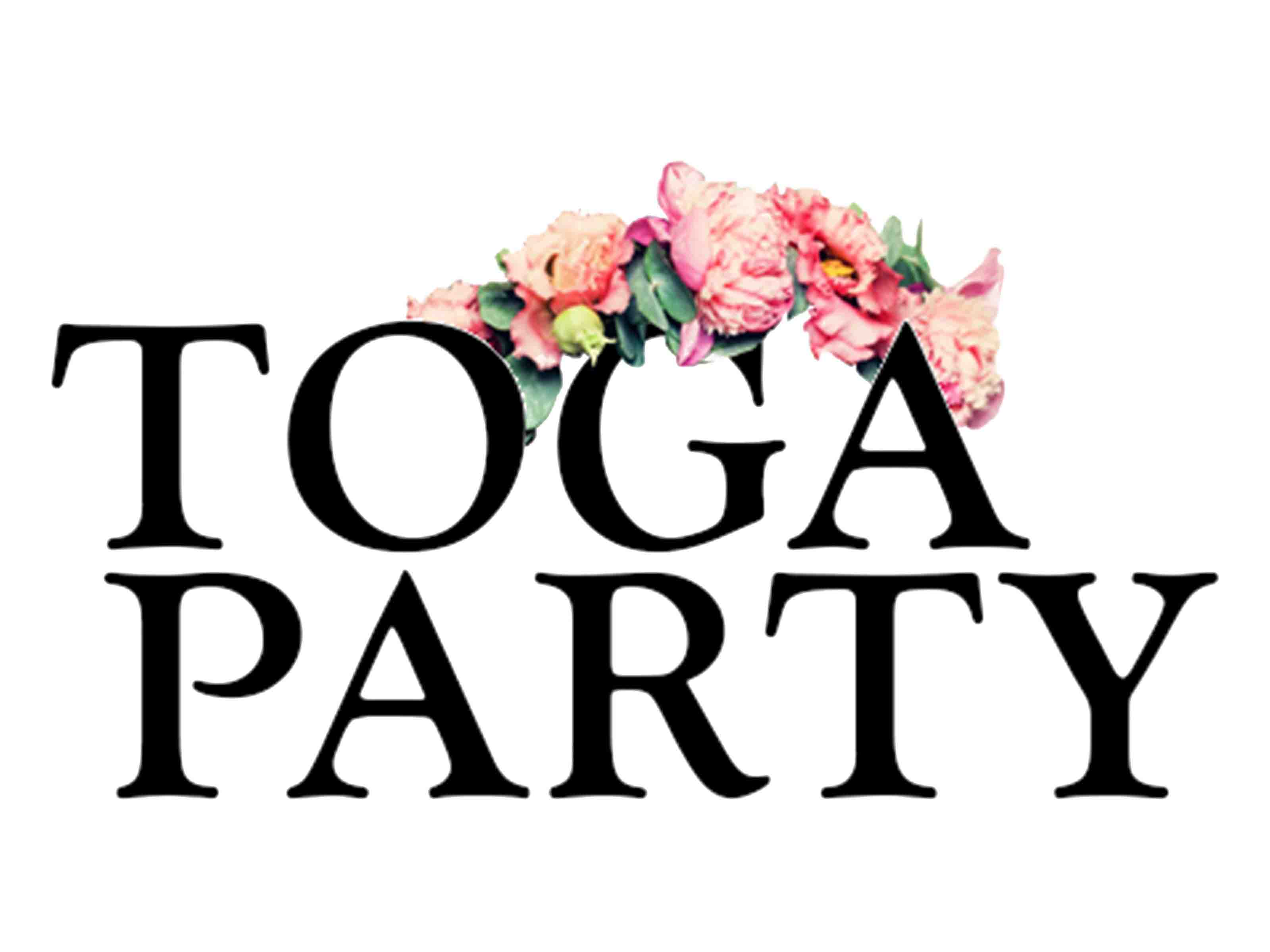 Hen Party Themes - Toga Party