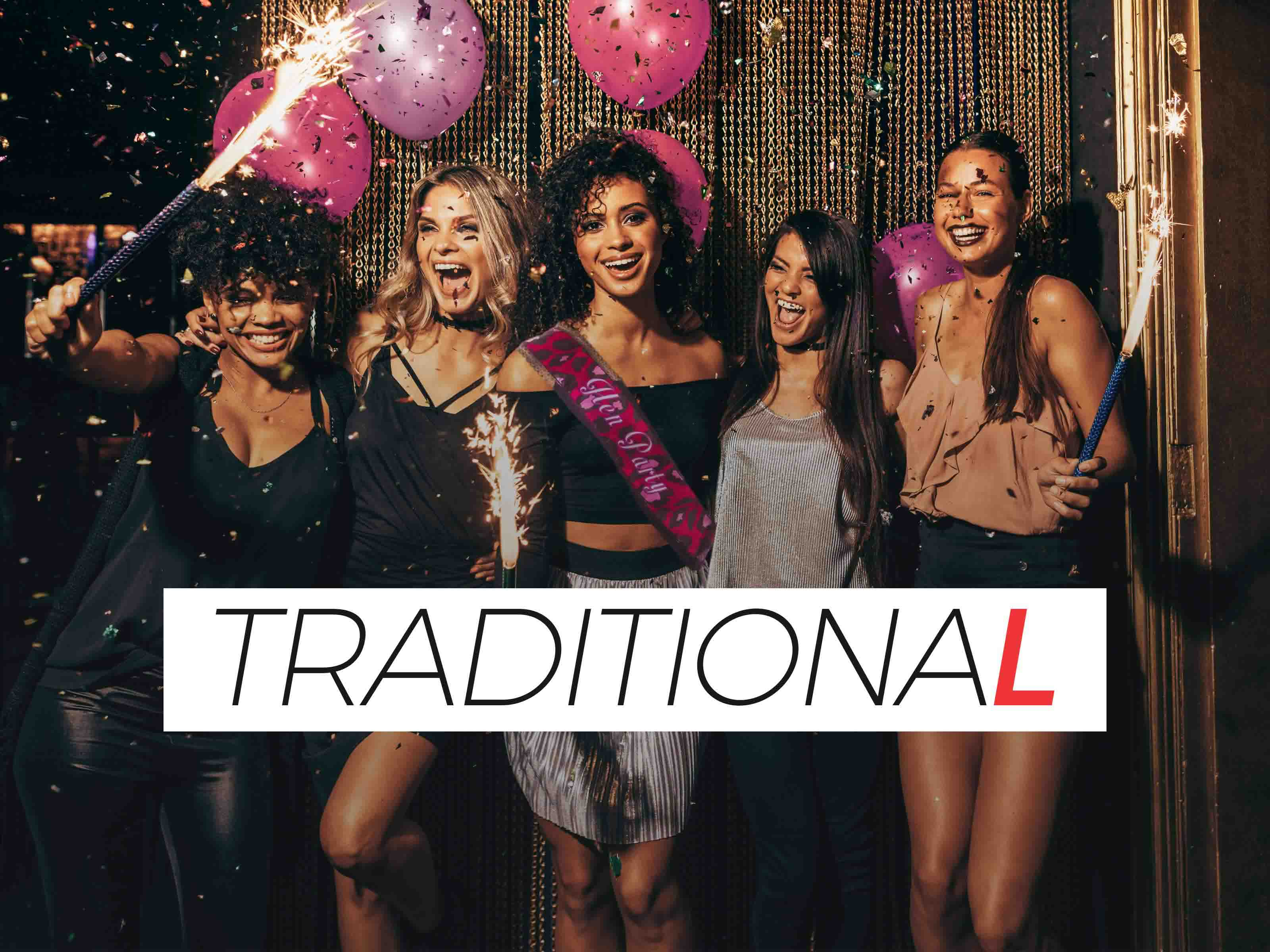 Hen Party Themes - Traditional