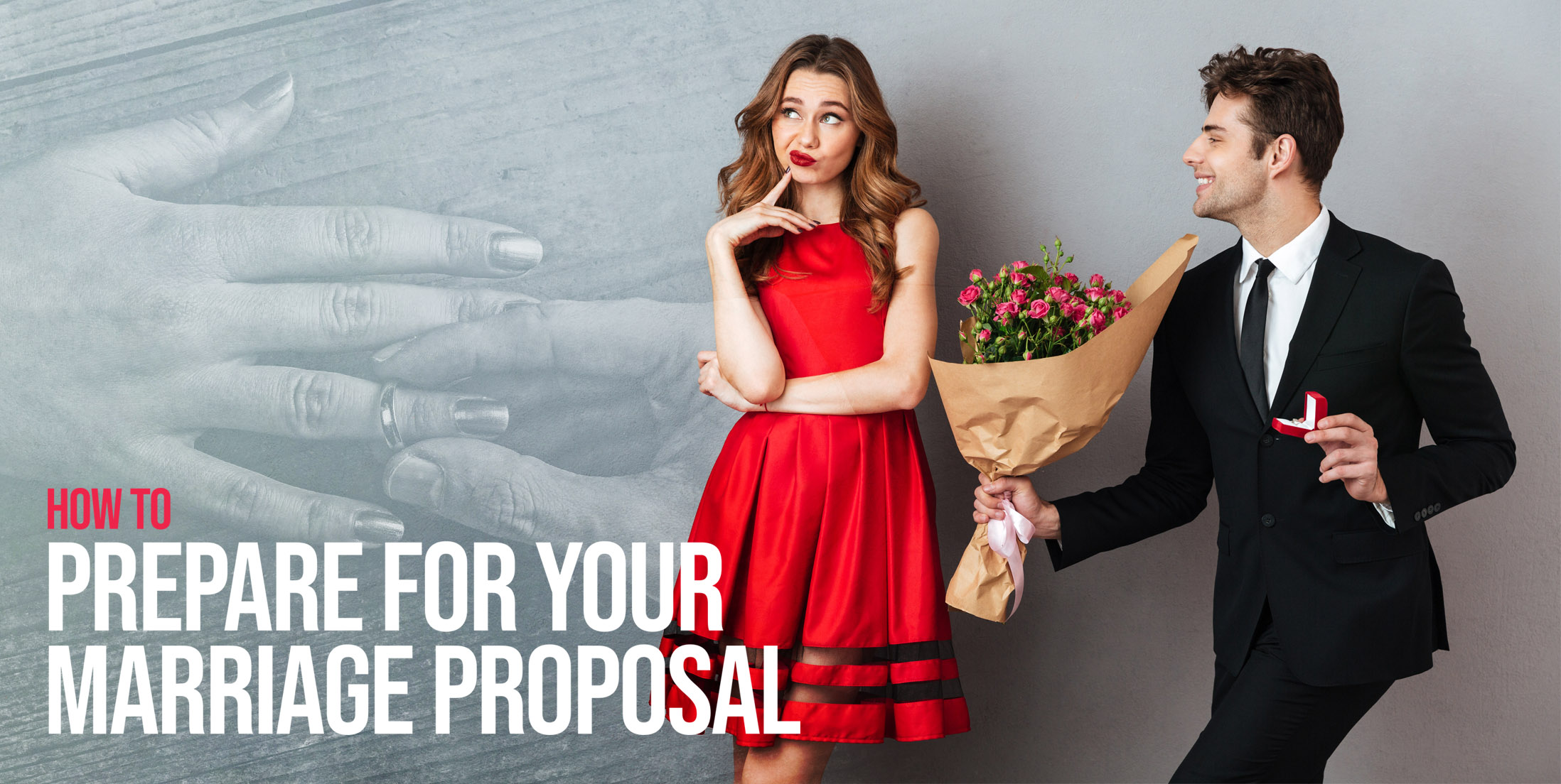 10 Ways to Prepare For Your Proposal