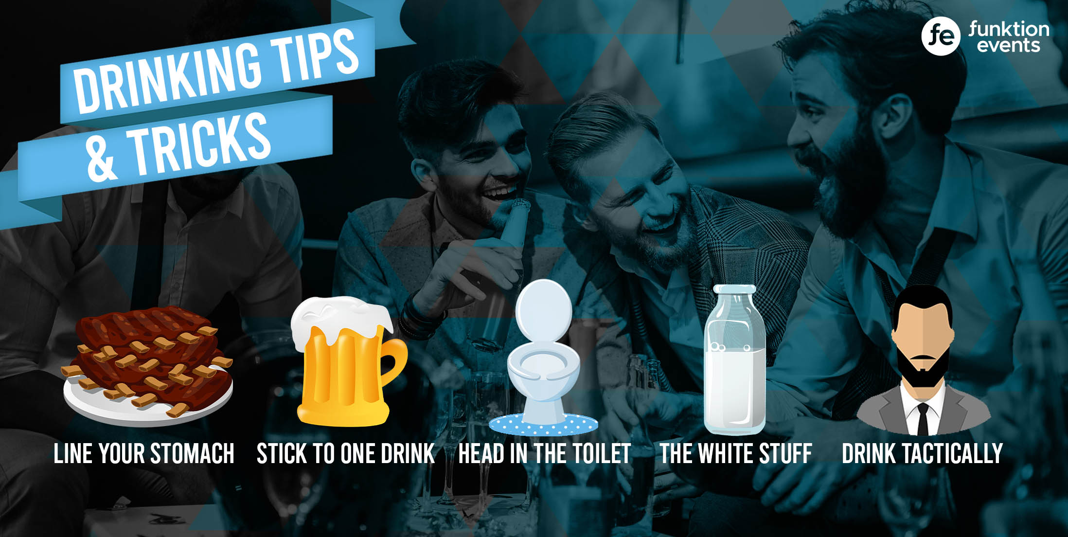 How To Survive the Stag Do Drinking Tip & Tricks