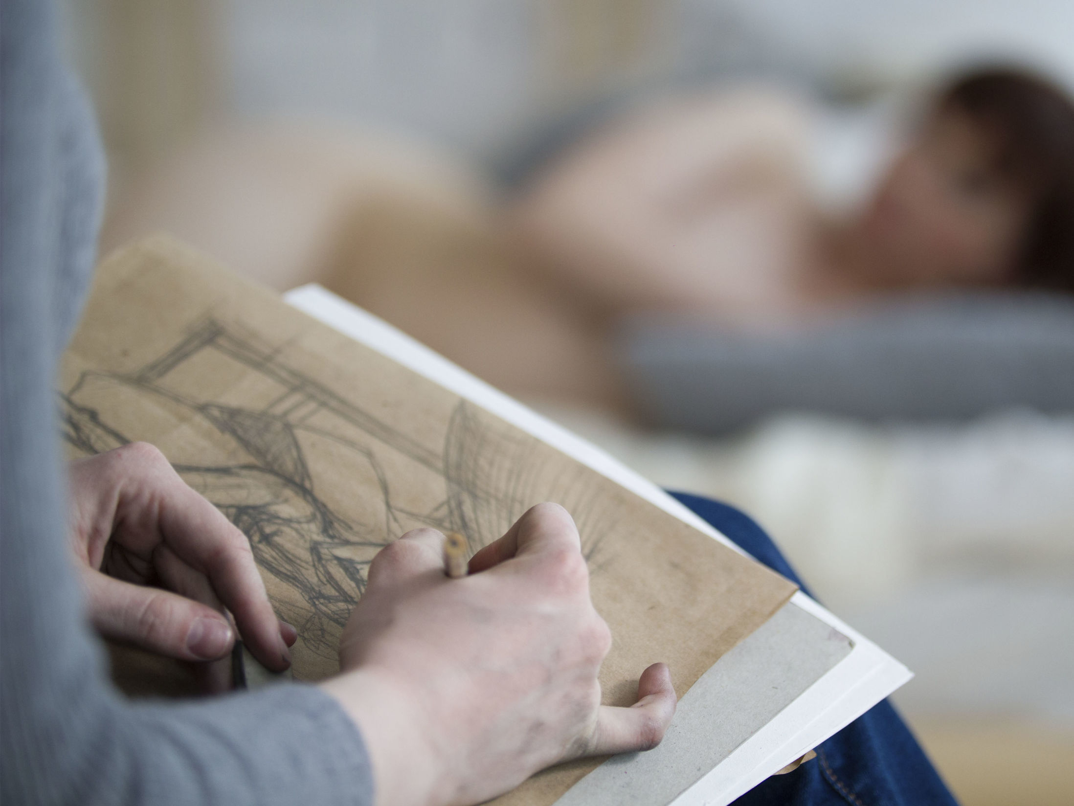 Life Drawing Art Venue Classes in Manchester - Nexus Art Cafe