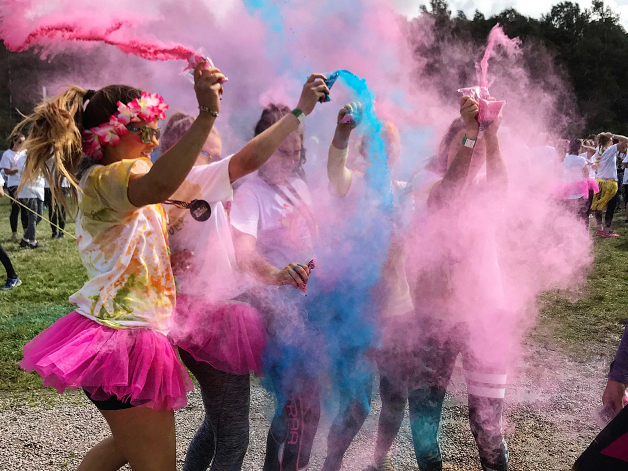 Liverpool Events to Know About - Colour Obstacle Rush