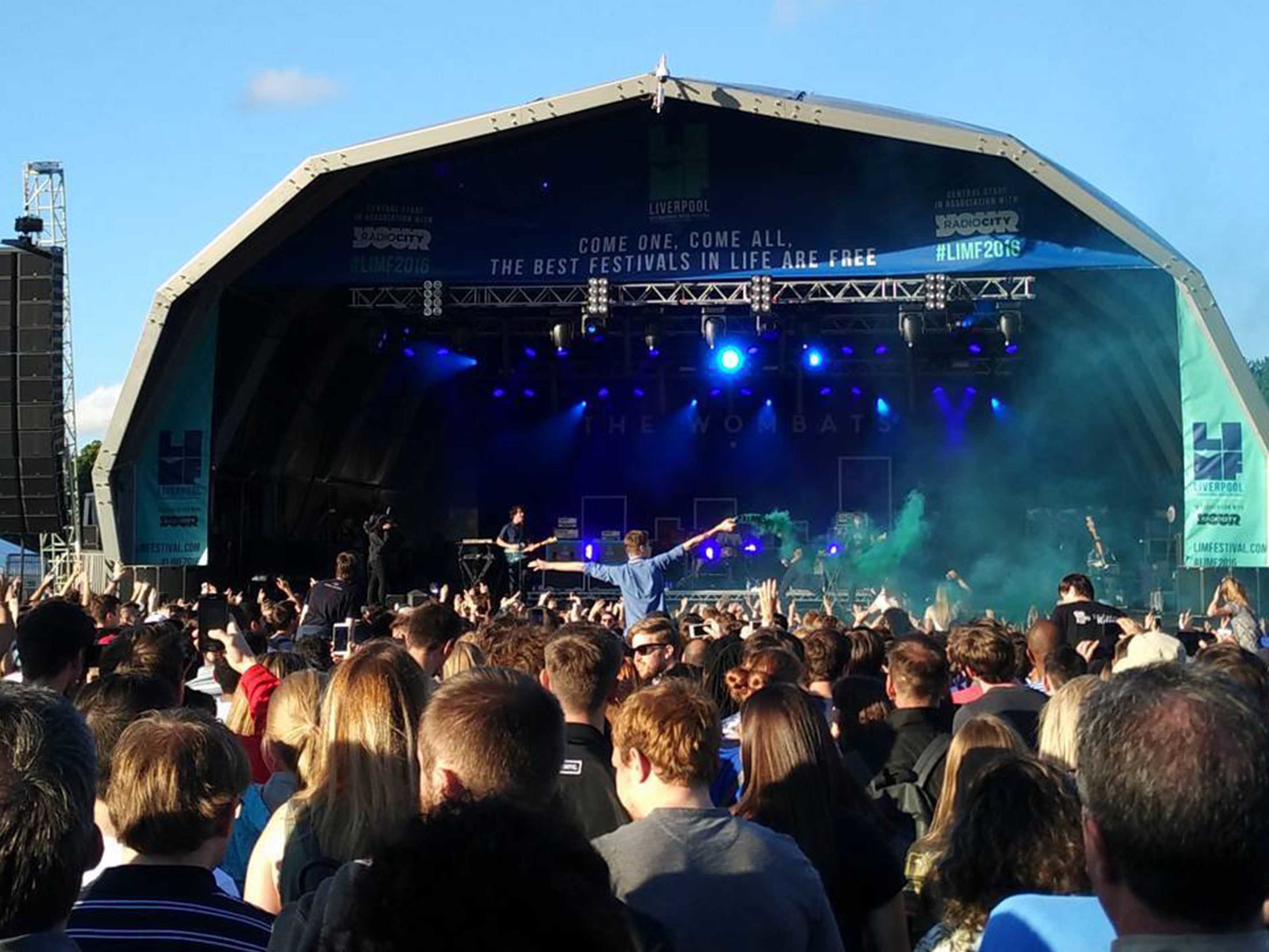 Liverpool Events to Know About - LIMF Festival