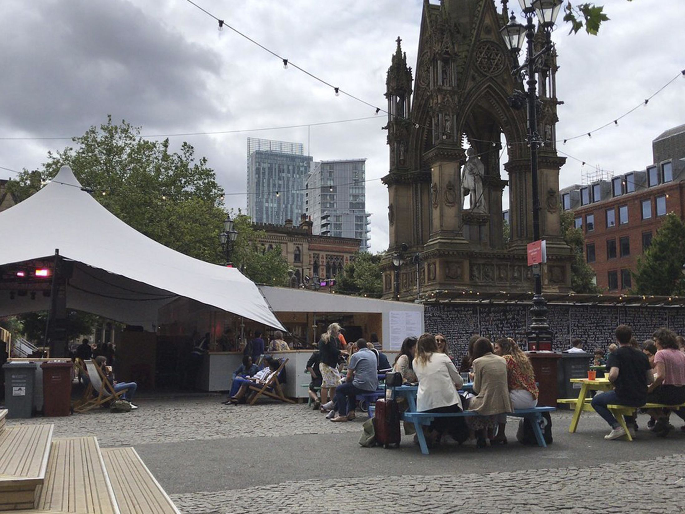 Manchester Events to Know About - Manchester International Festival