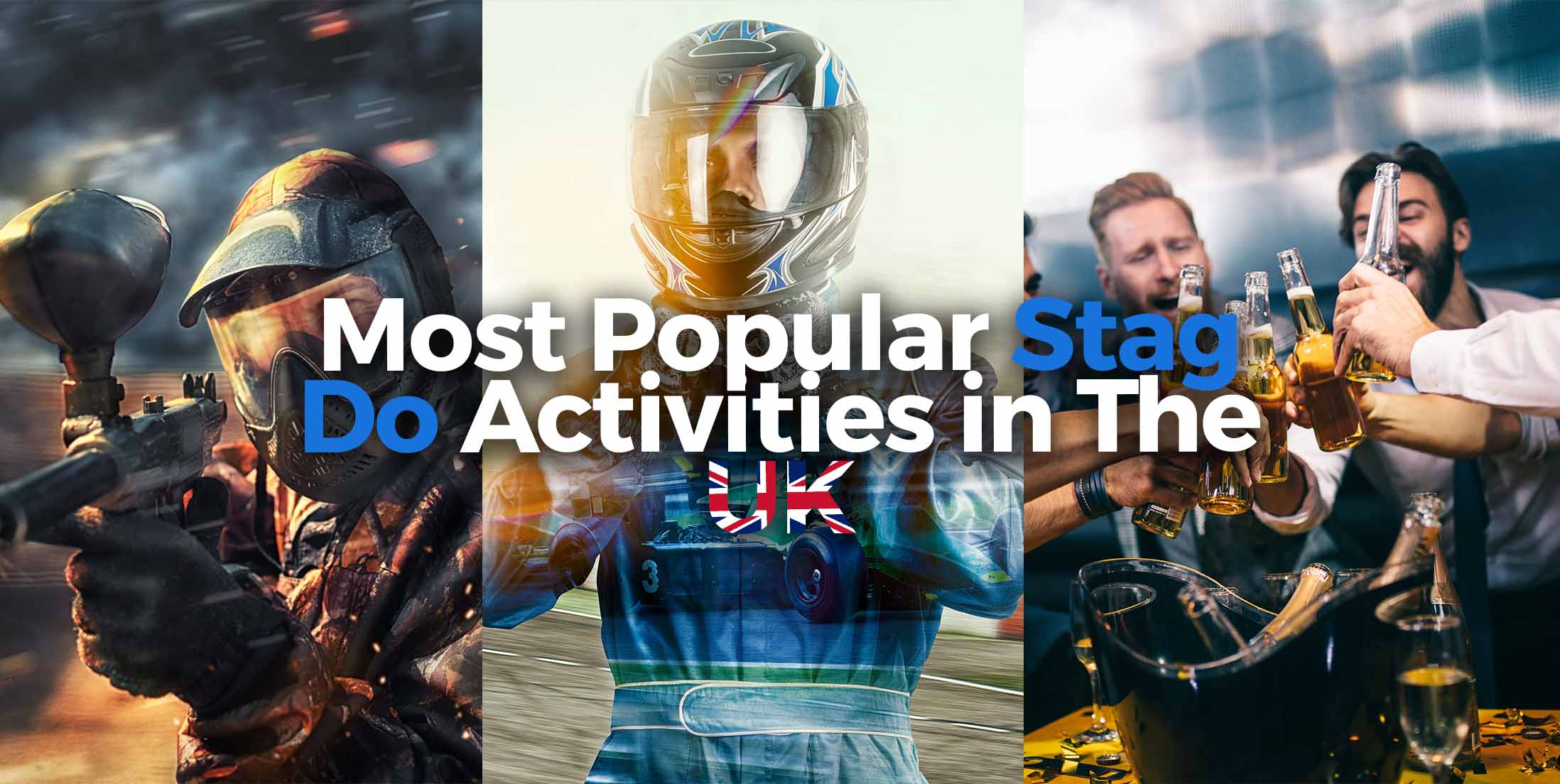 Most Popular Stag Do Activities in the UK