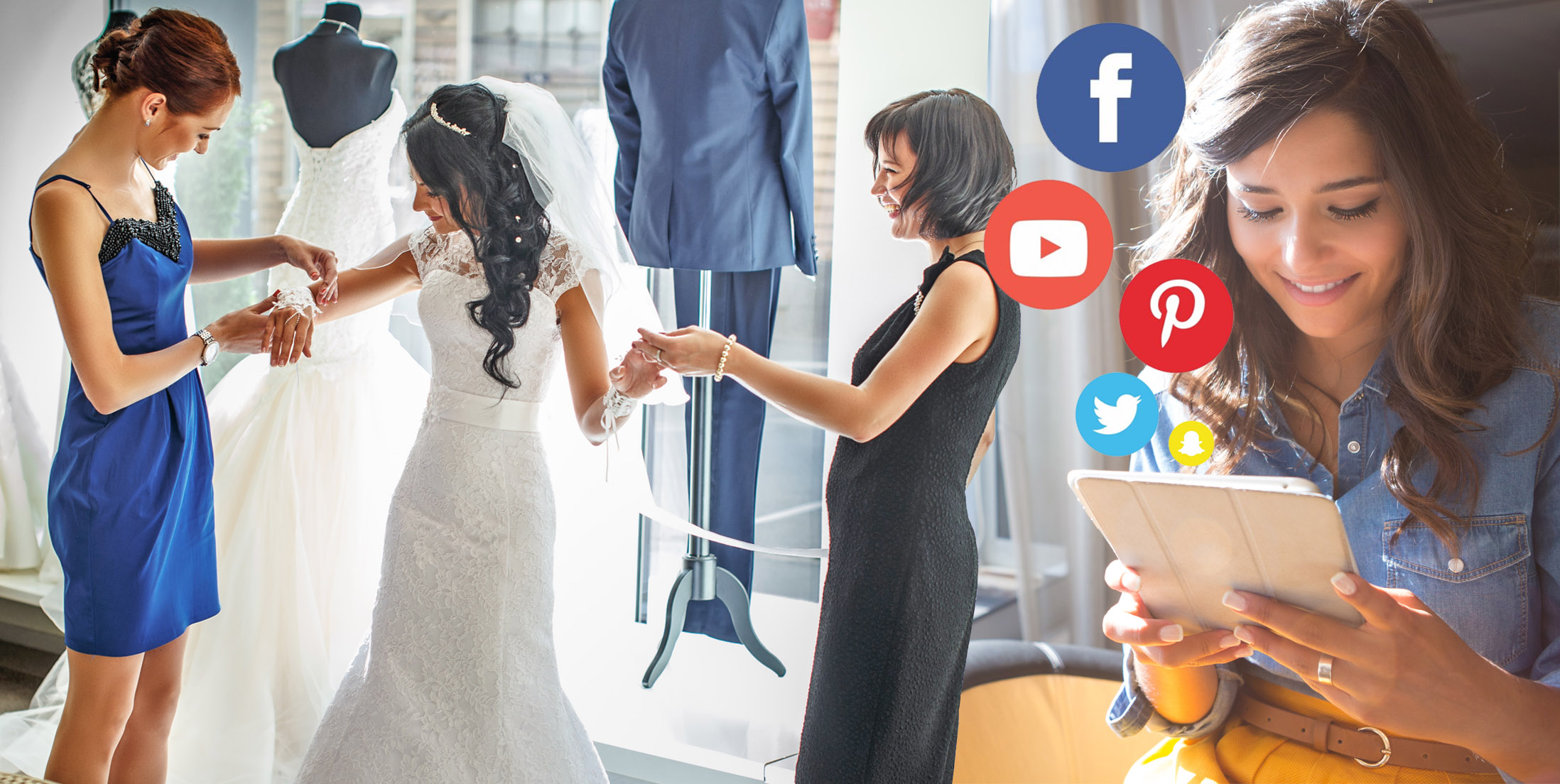 Must Follow Wedding Social Accounts