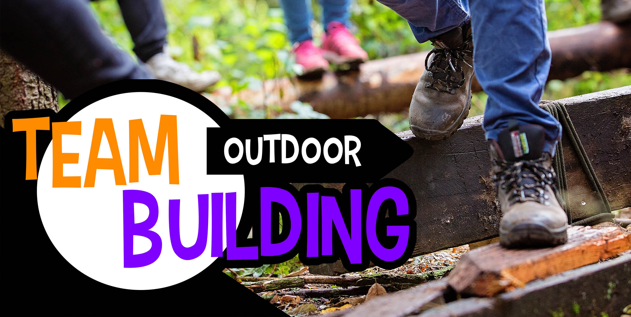Outdoor Team Building Inspiration