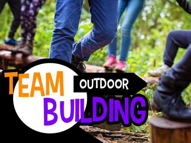 5 Active Outdoor Team Building Activities