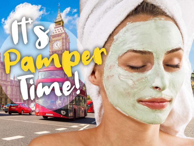 A Relaxed Mobile Pamper Hen Party in London