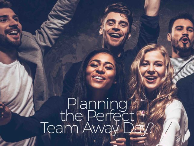 Planning the Perfect Team Day Away from Work?
