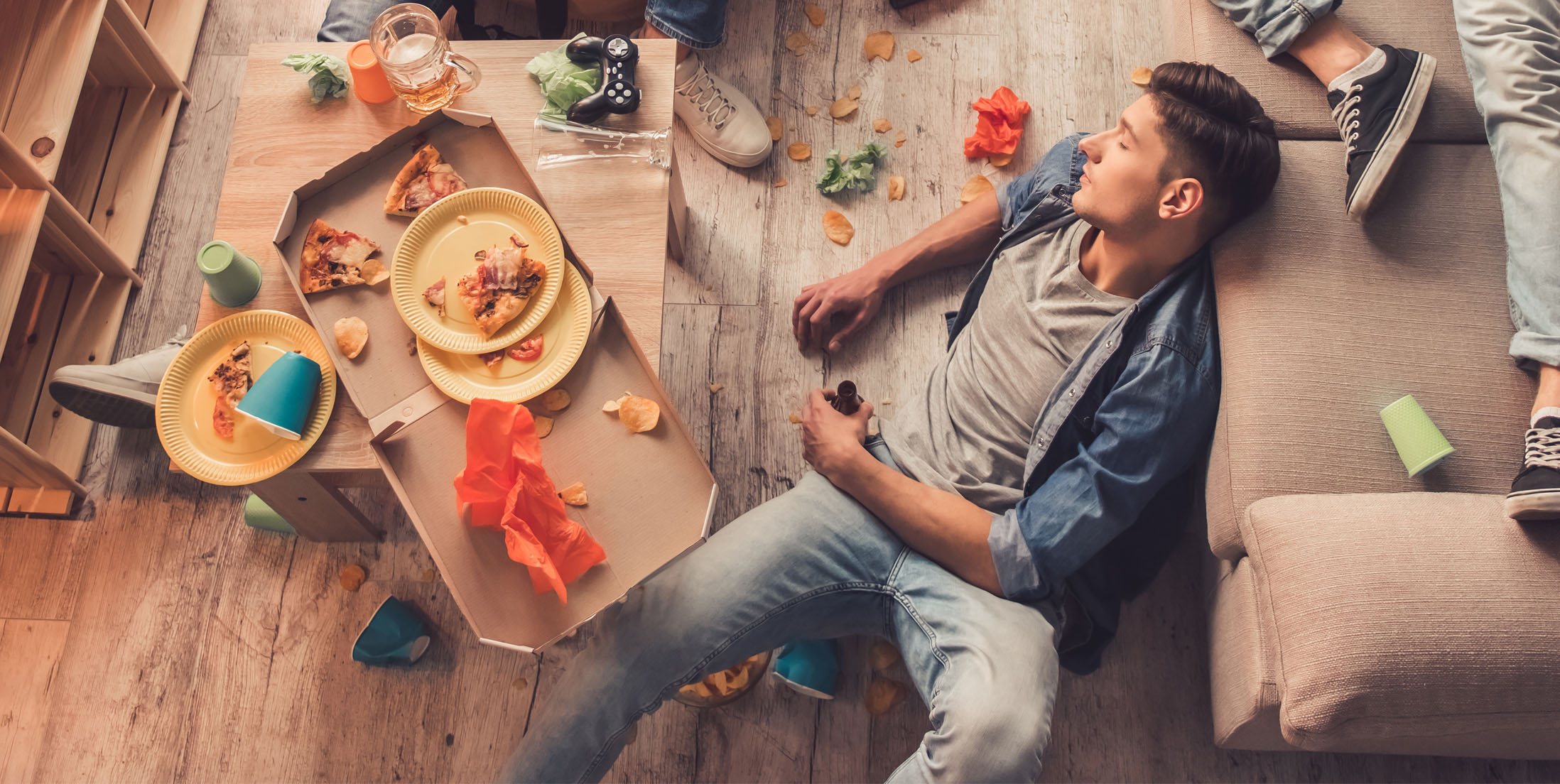 Post-Stag Do Food and What You Need to Know