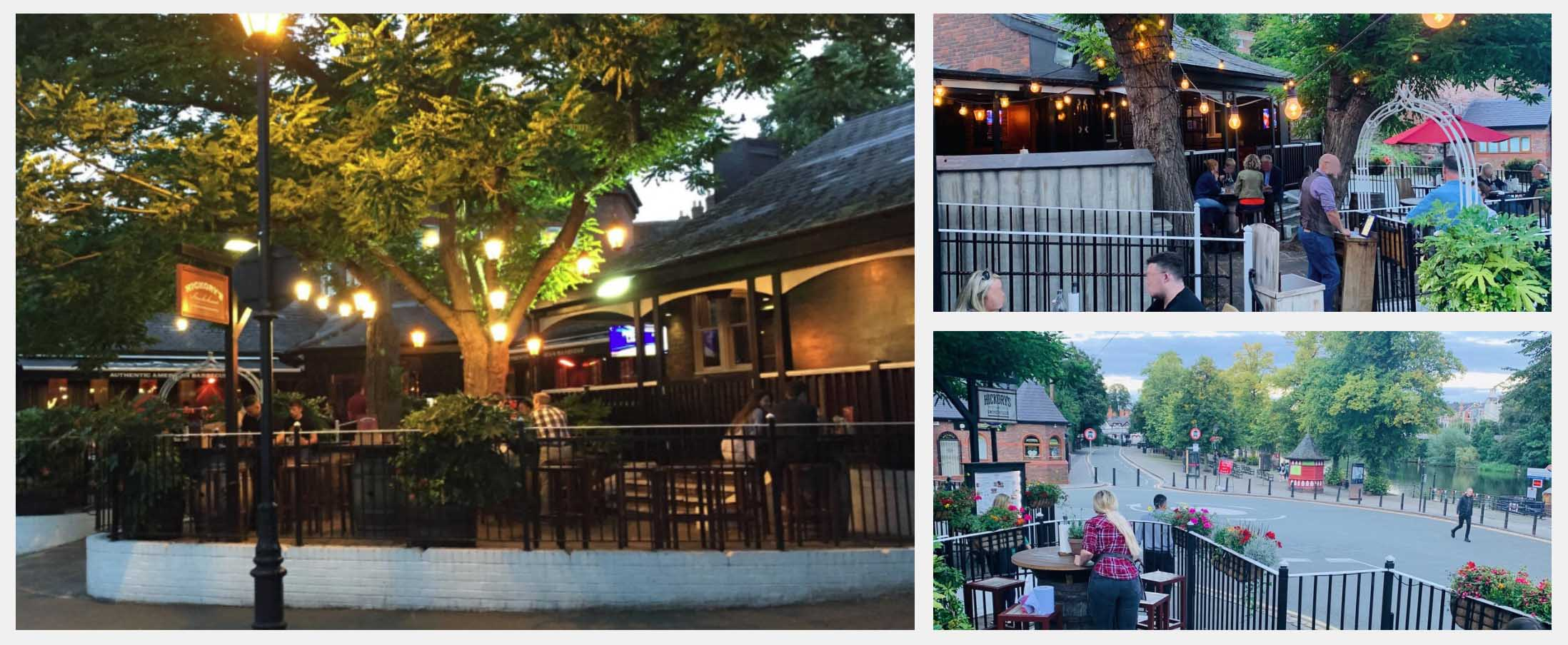 Best Beer Gardens in Chester - Hickory's