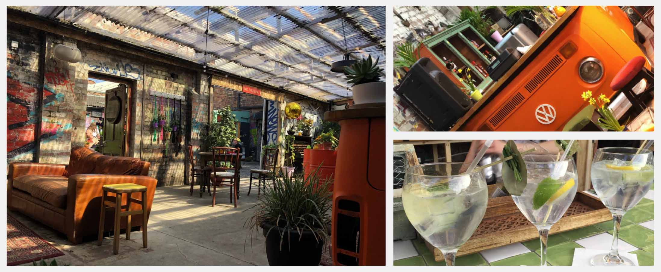 Best Beer Gardens in Liverpool - Botanical Gardens