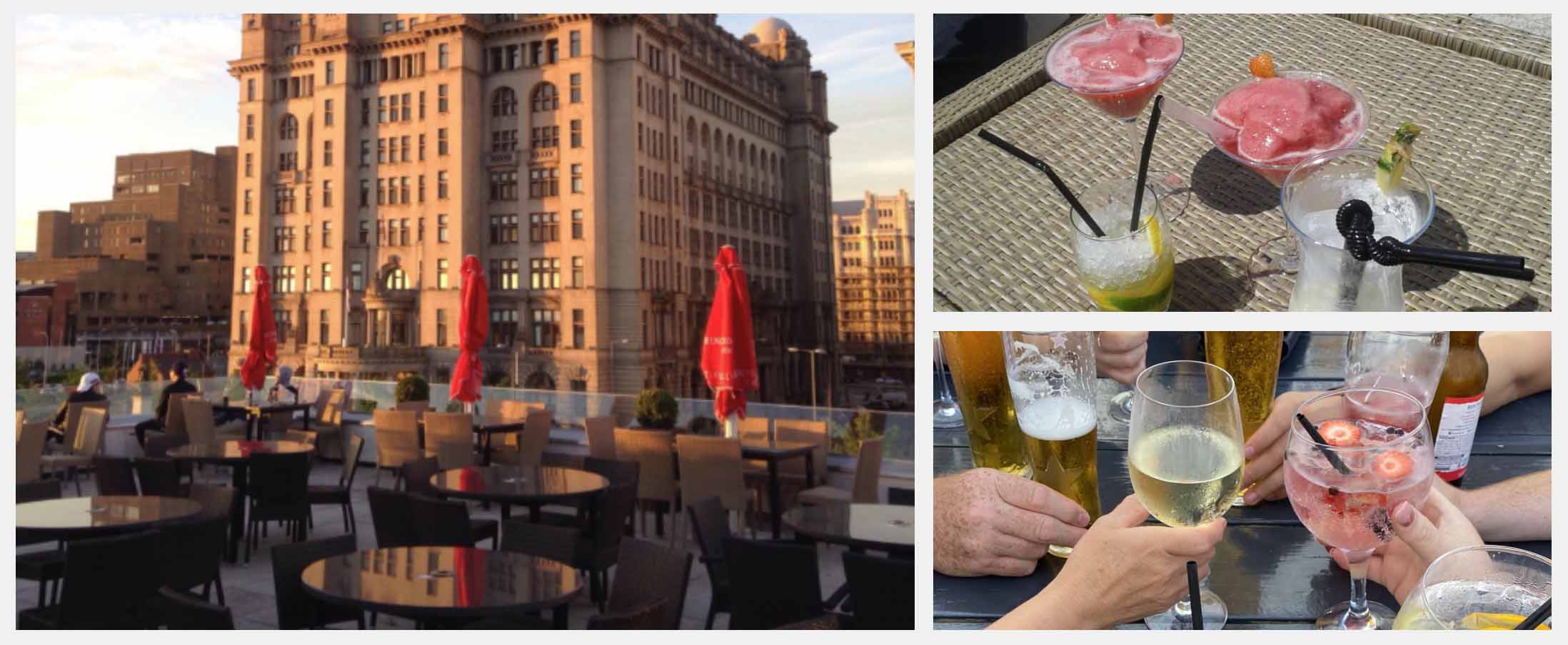 Best Beer Gardens in Liverpool - Matou