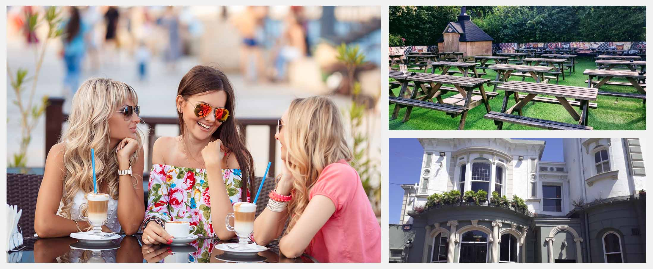 Best Beer Gardens in Liverpool - The Dovey