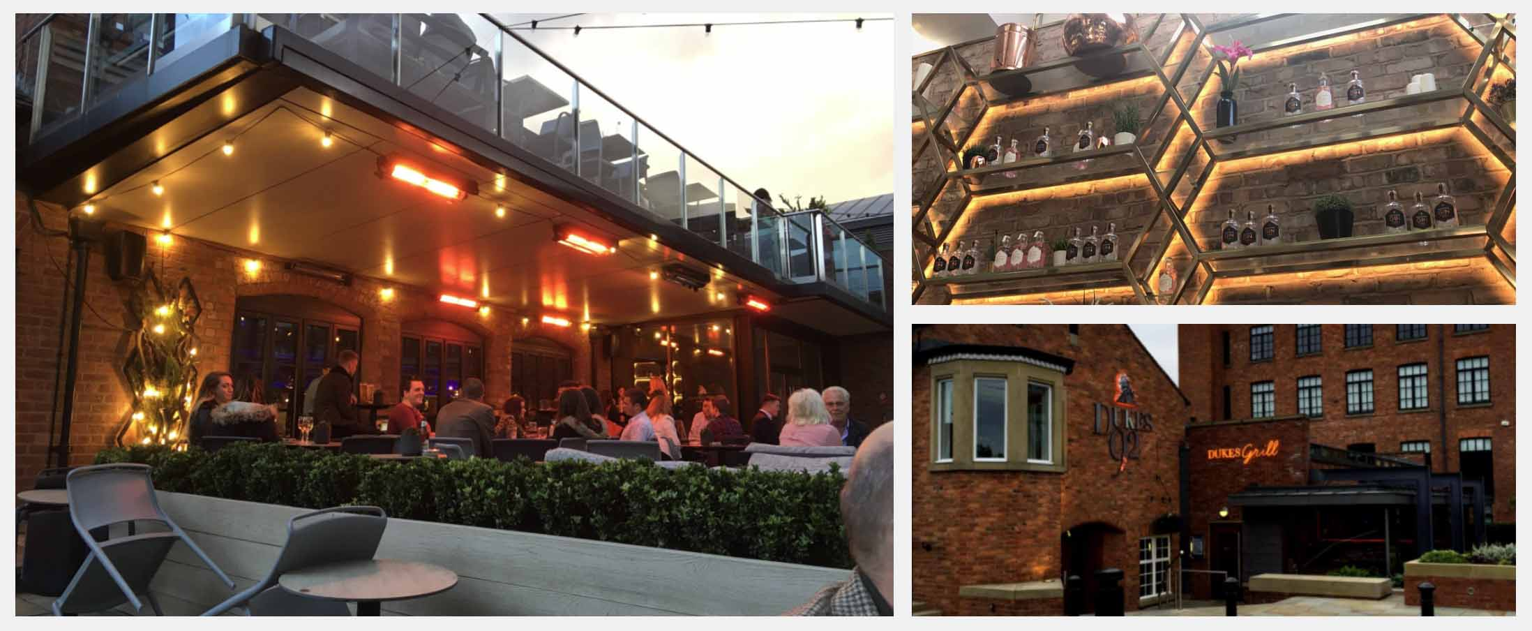 Best Beer Gardens in Manchester - Dukes 92
