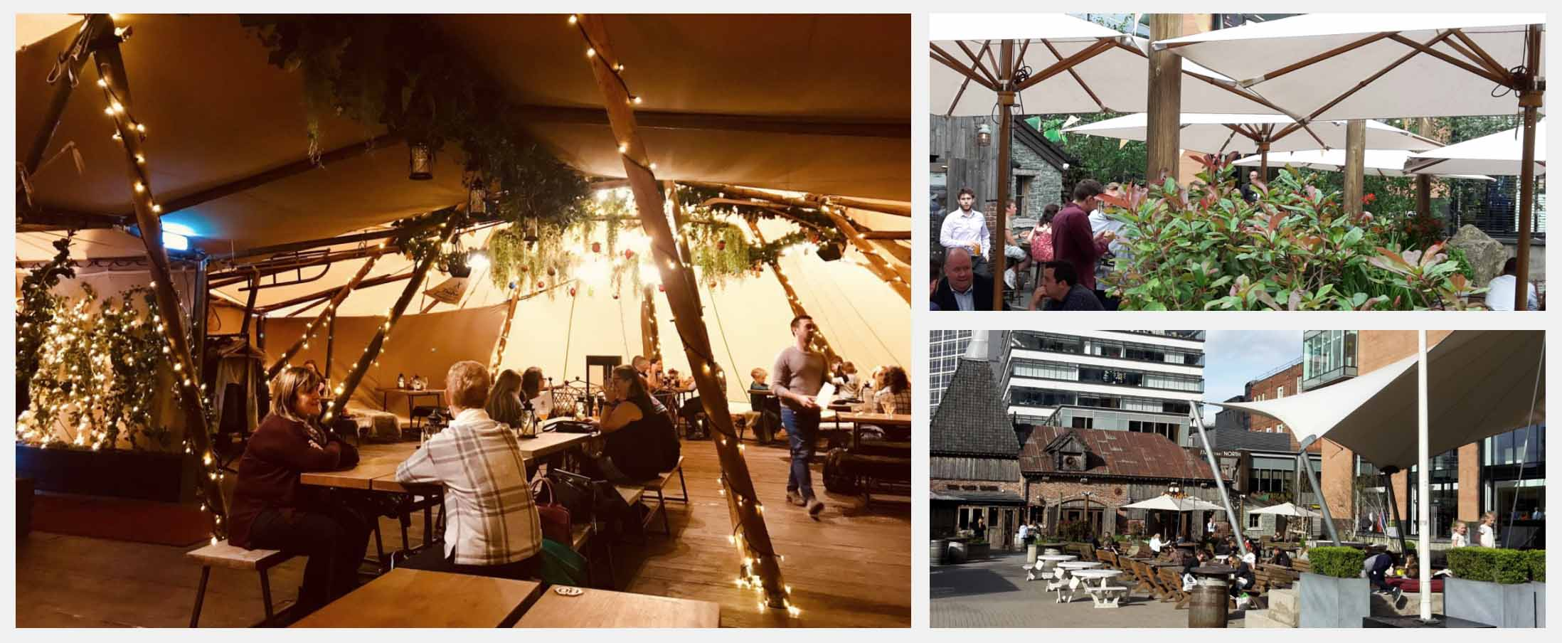 Best Beer Gardens in Manchester - The Oast House