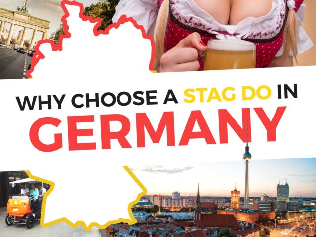 Reasons to Have a Stag Do in Germany
