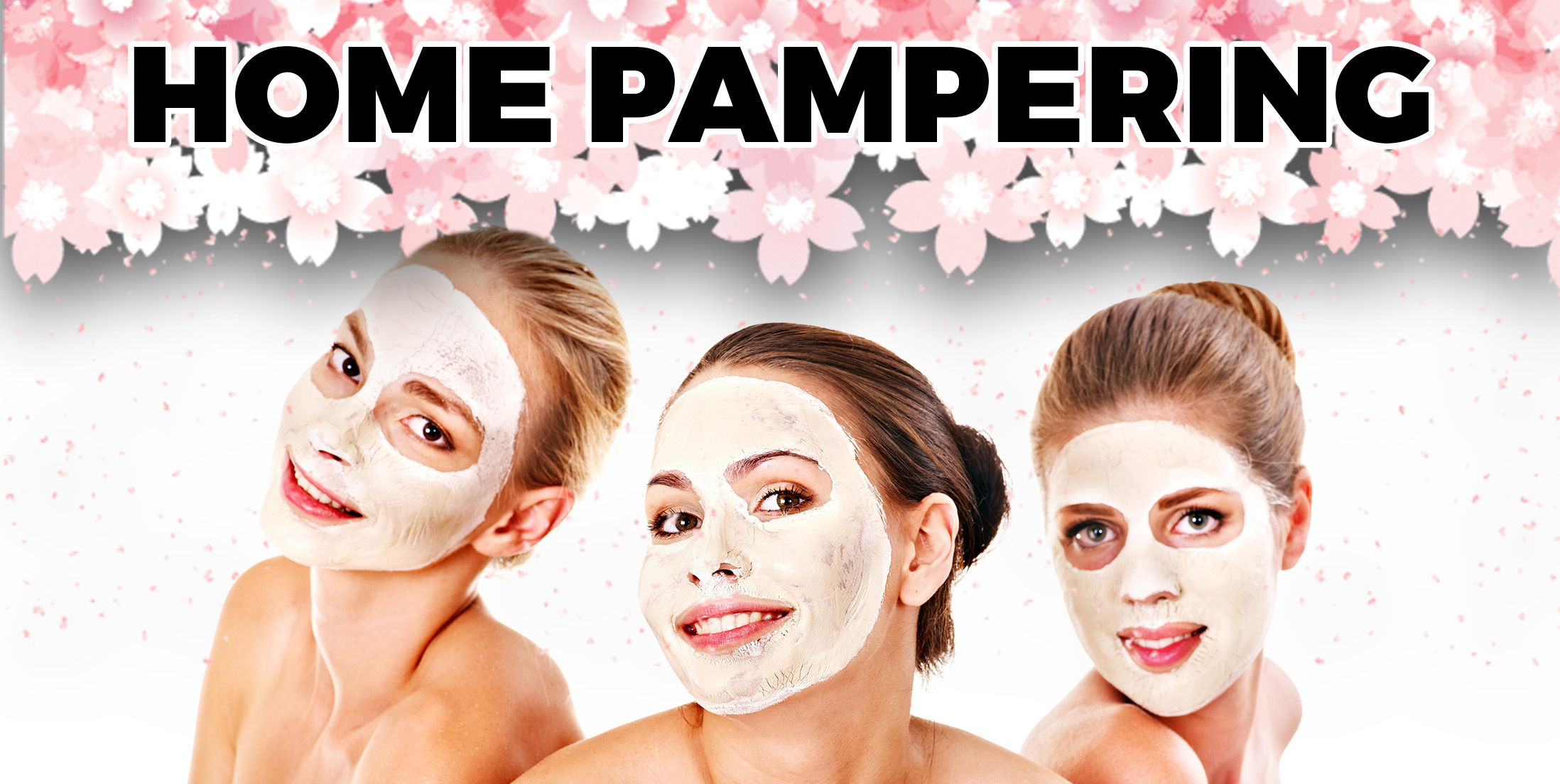 Relaxing 30th Birthday - Home Pampering