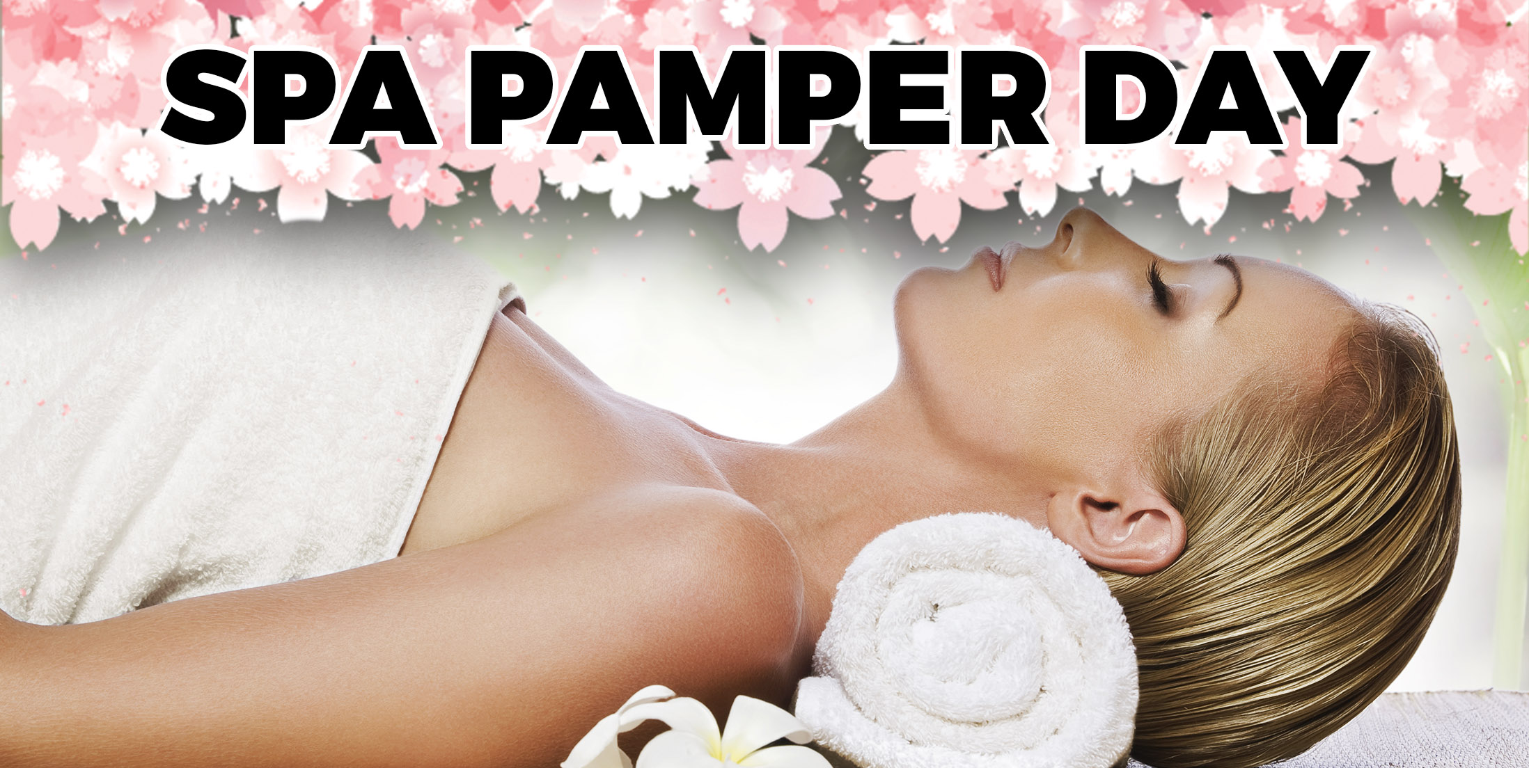 Relaxing 30th Birthday - Spa Pamper Day