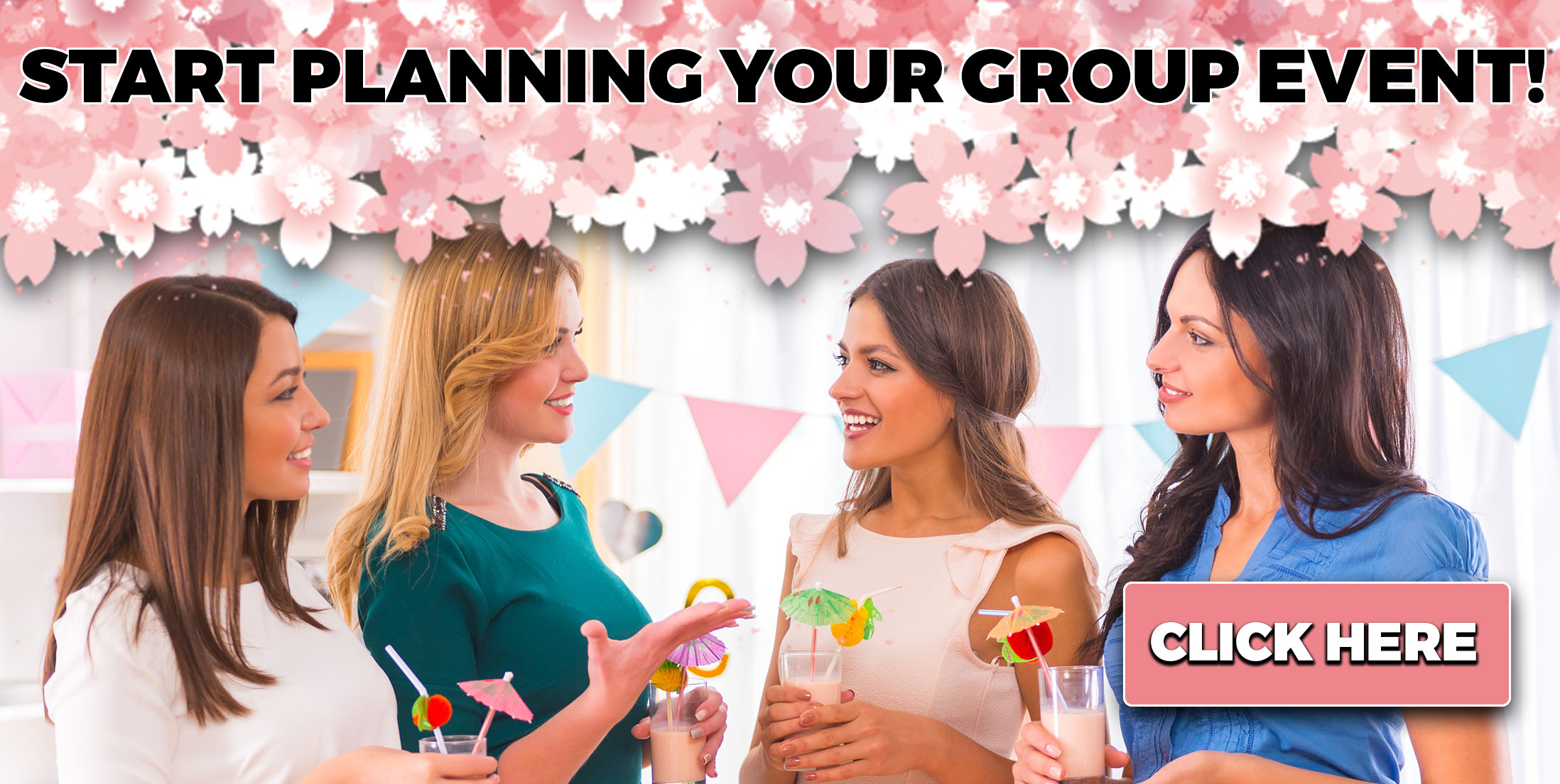Relaxing 30th Birthday - Start Planning for Groups