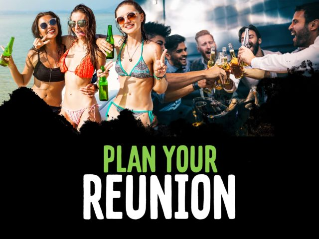 Stag and Hen Reunions | Group Weekend Breaks