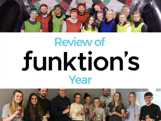 Review of Funktion's Year