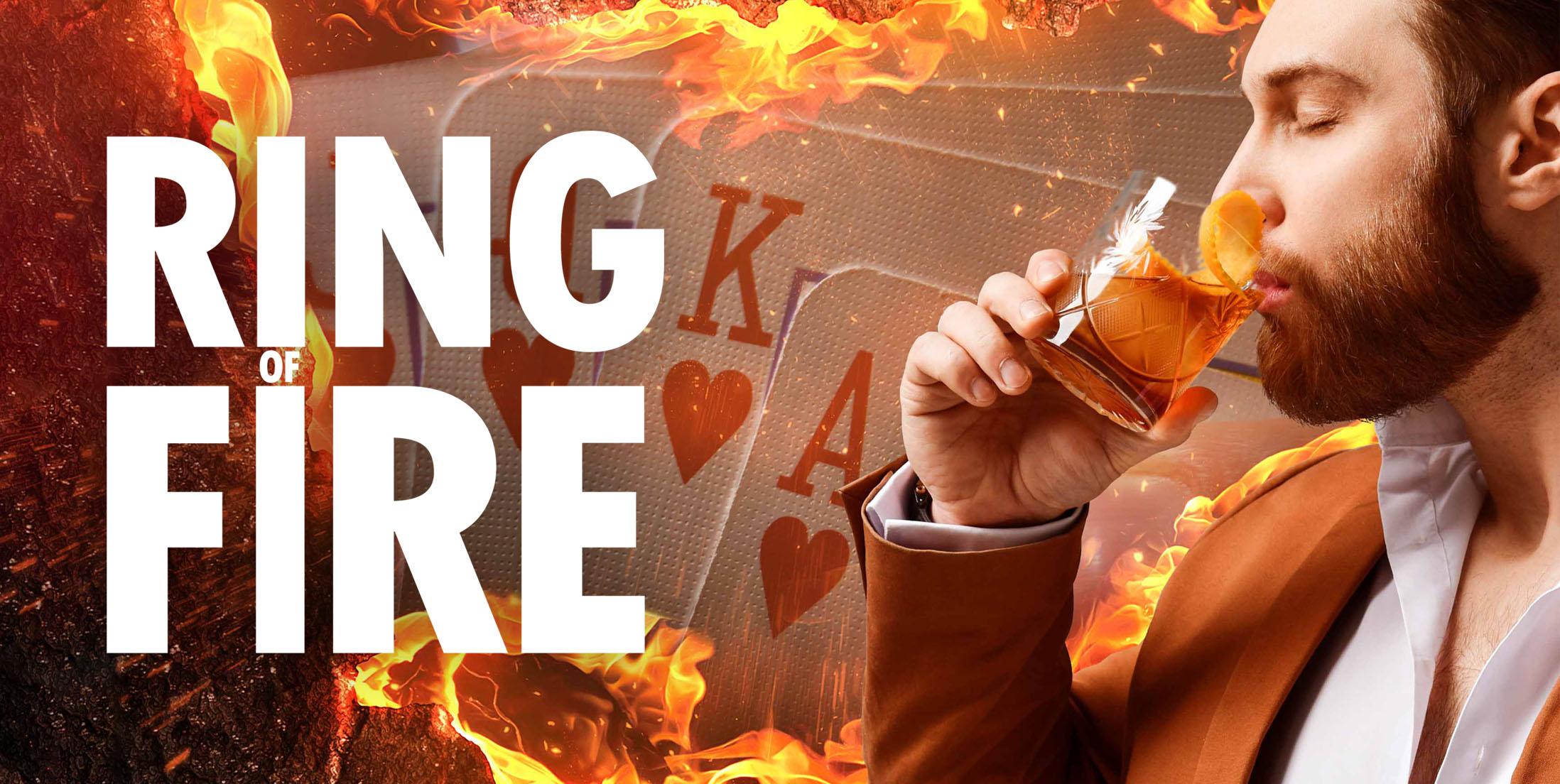 Ring of Fire Stag Do Drinking Game