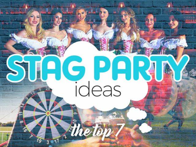 Stag Party Ideas | The Top 7