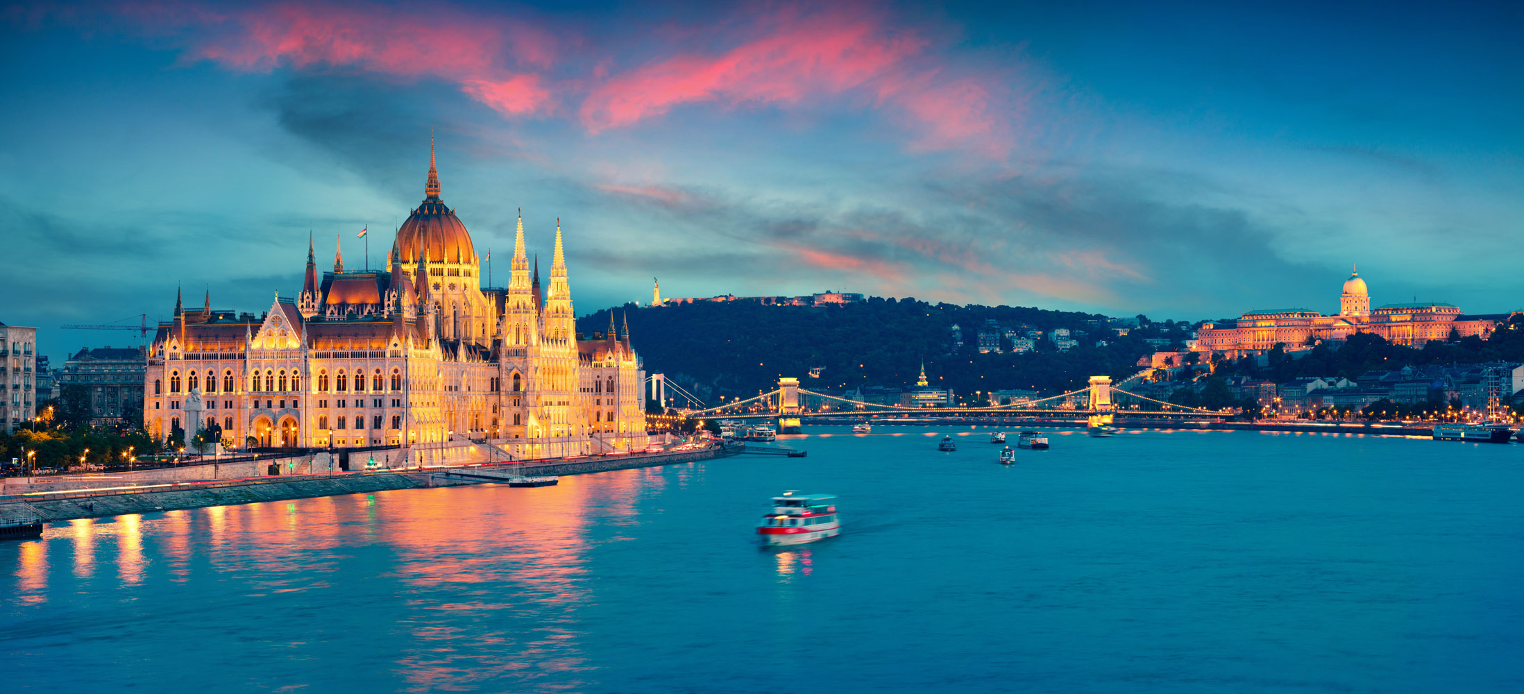 Stag Weekend Destinations - Budapest