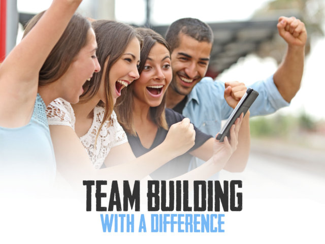 Team Building with a Difference