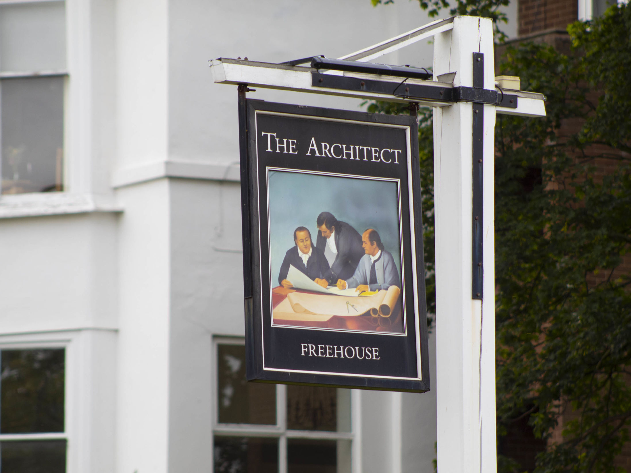 The Architect - Best Bars in Chester