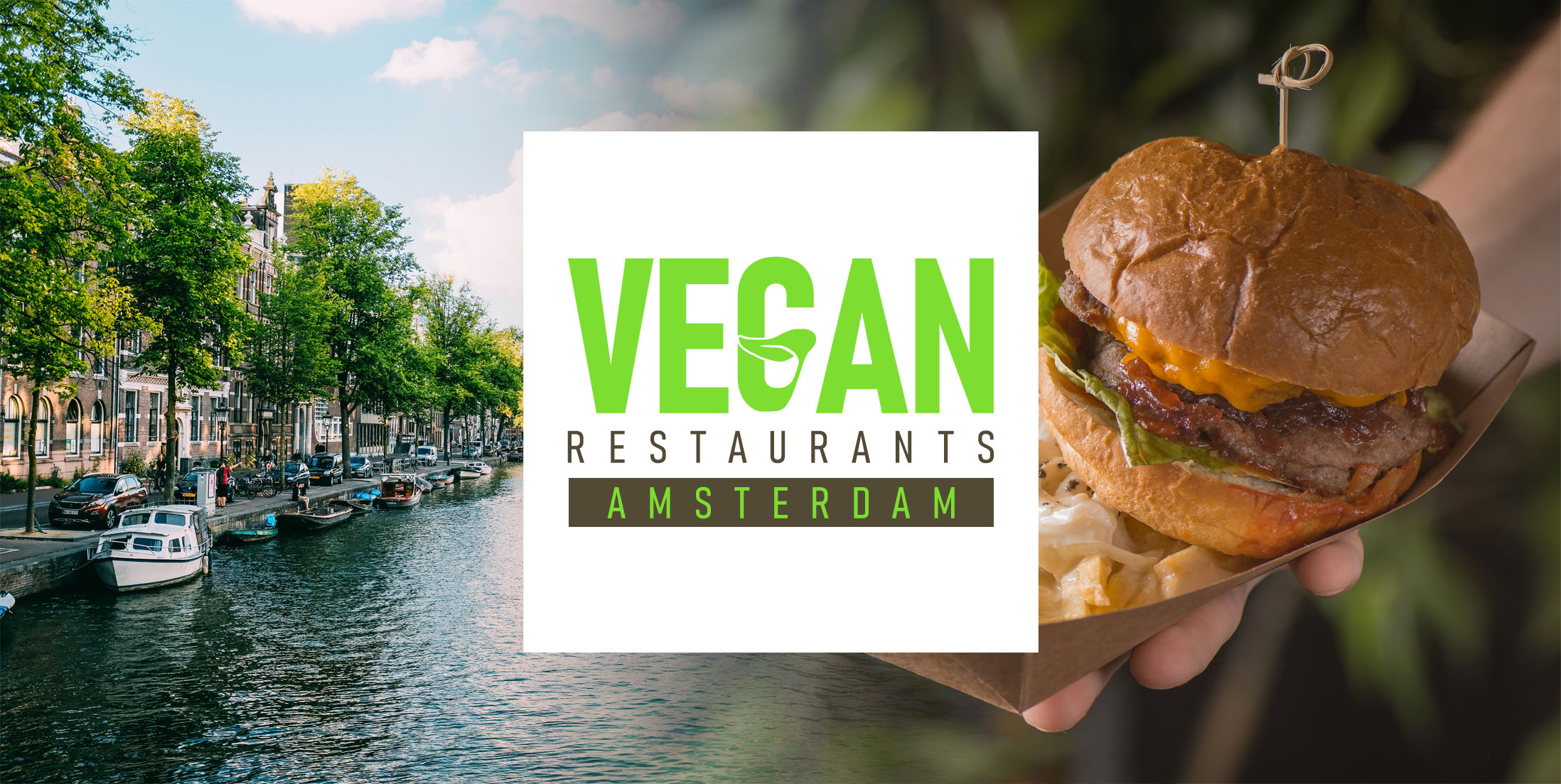 The Best 7 Vegan Restaurants in Amsterdam