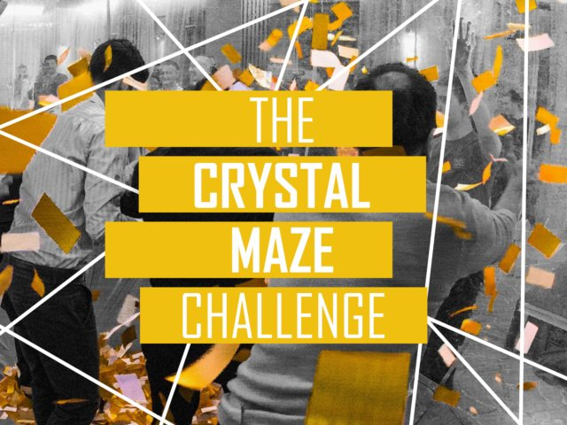 The Crystal Maze Challenge Team Building Show