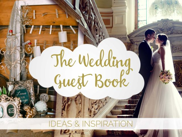 The Wedding Guest Book