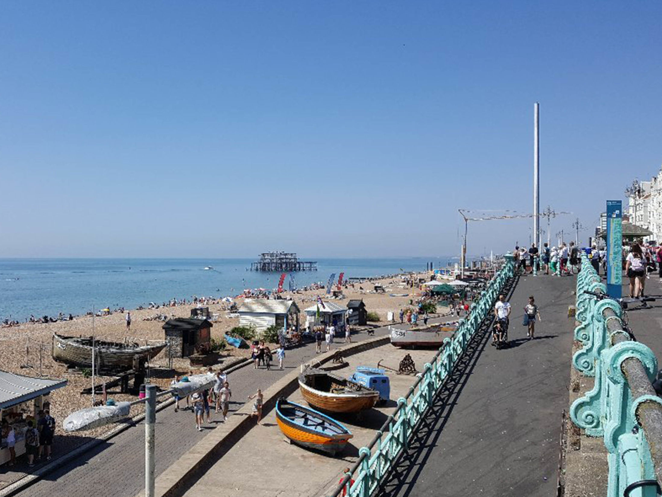 Things To Do in Brighton - Brighton Beach