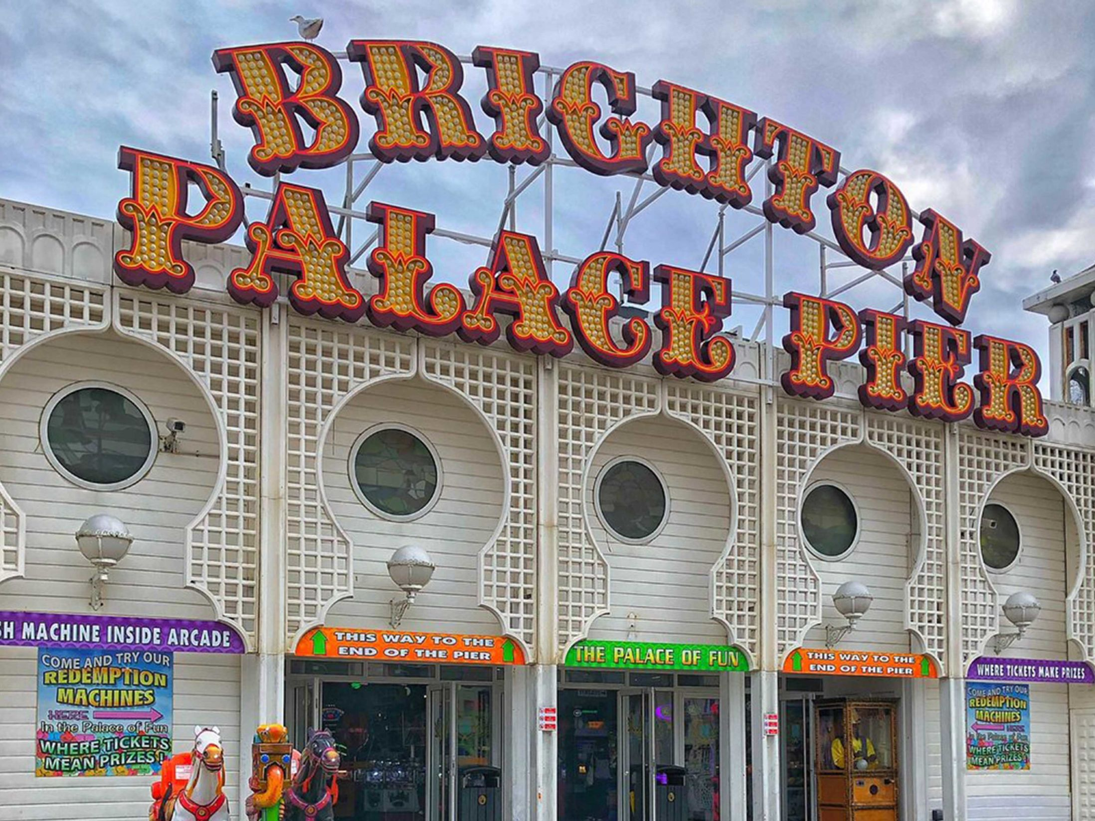 Things To Do in Brighton - Brighton Palace Pier