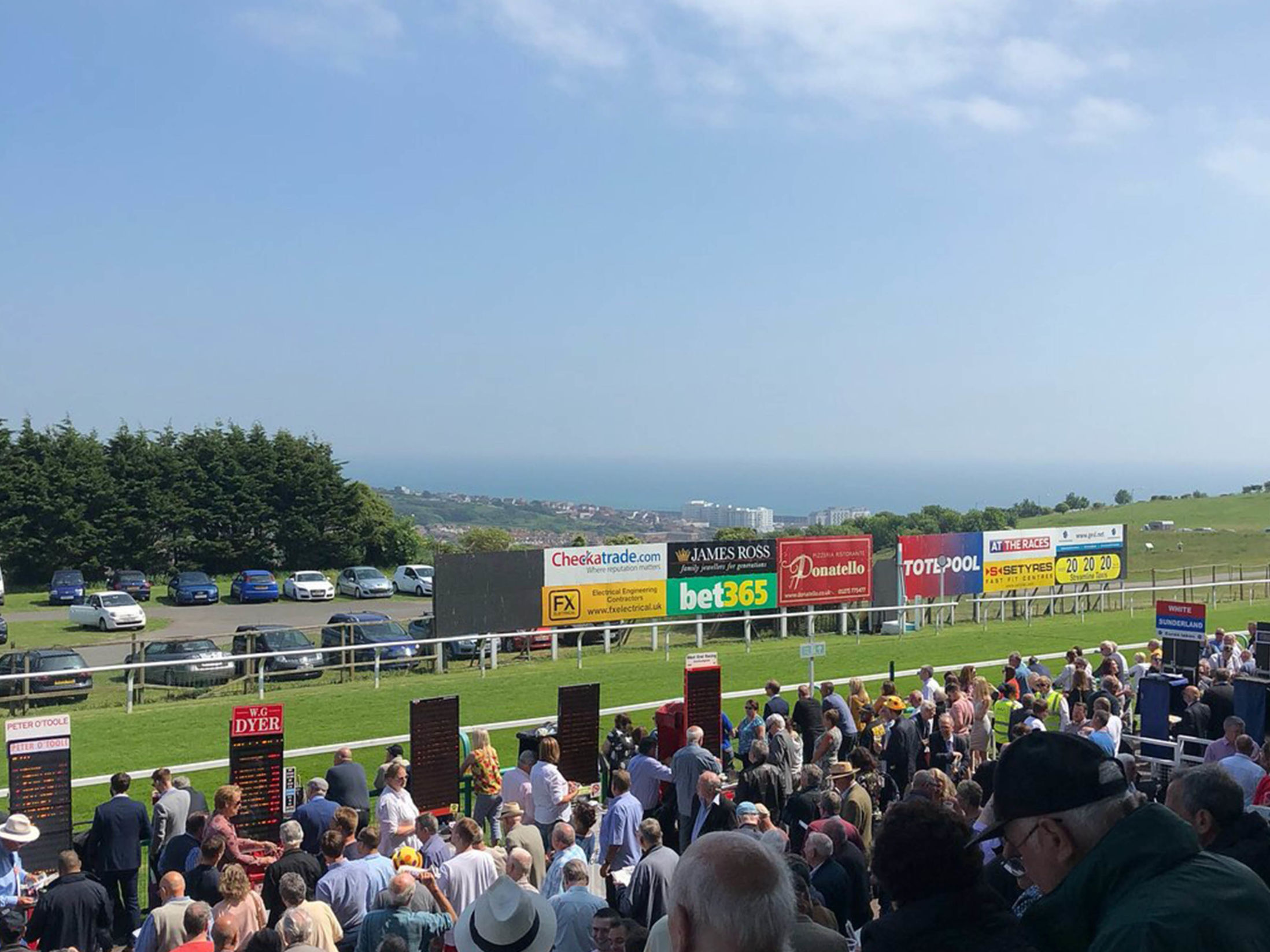 Things To Do in Brighton - Brighton Racecourse