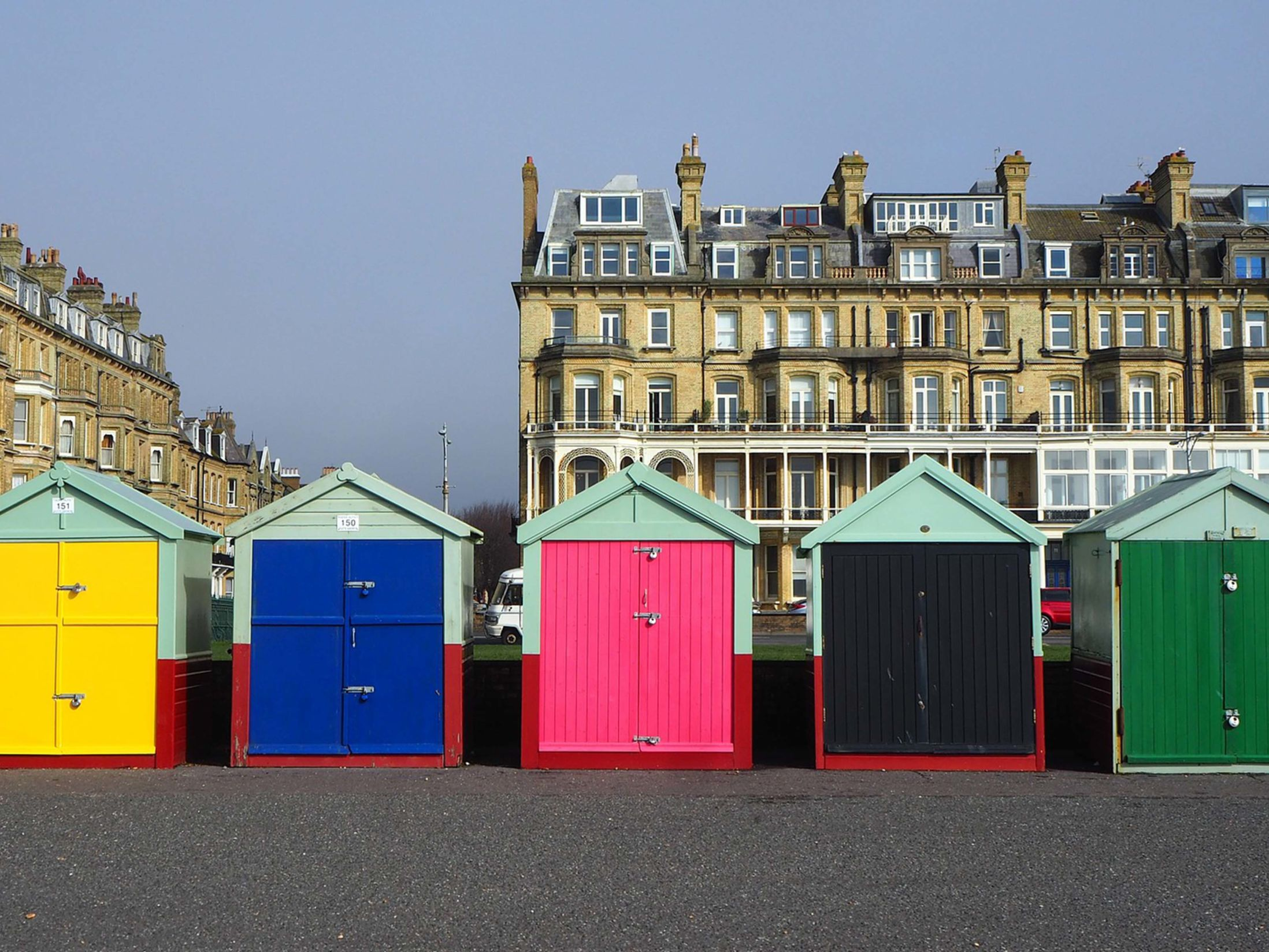 Things To Do in Brighton - Hove Beach Huts