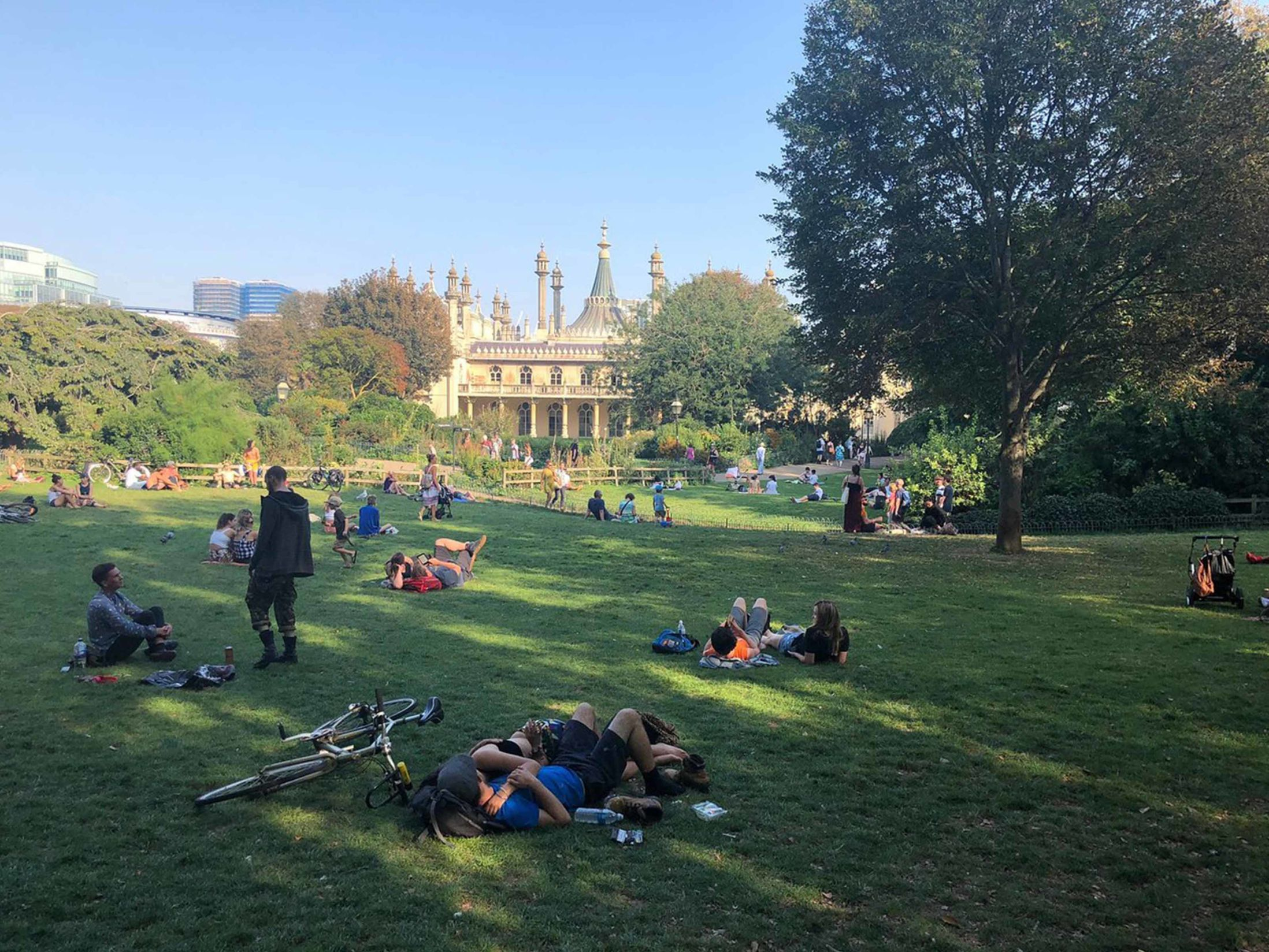 Things To Do in Brighton - Pavilion Gardens
