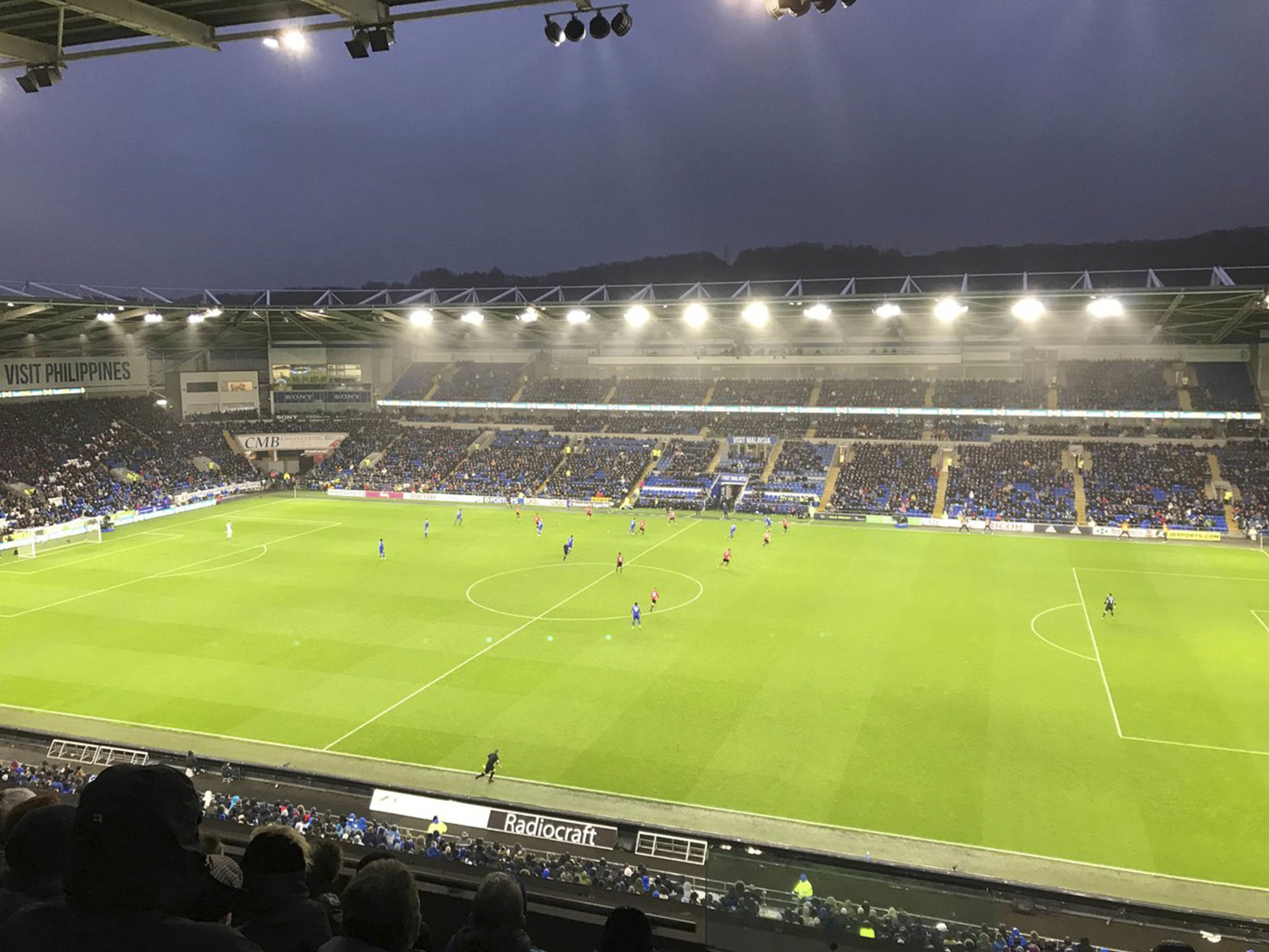 Things to do in Cardiff - Cardiff City Stadium