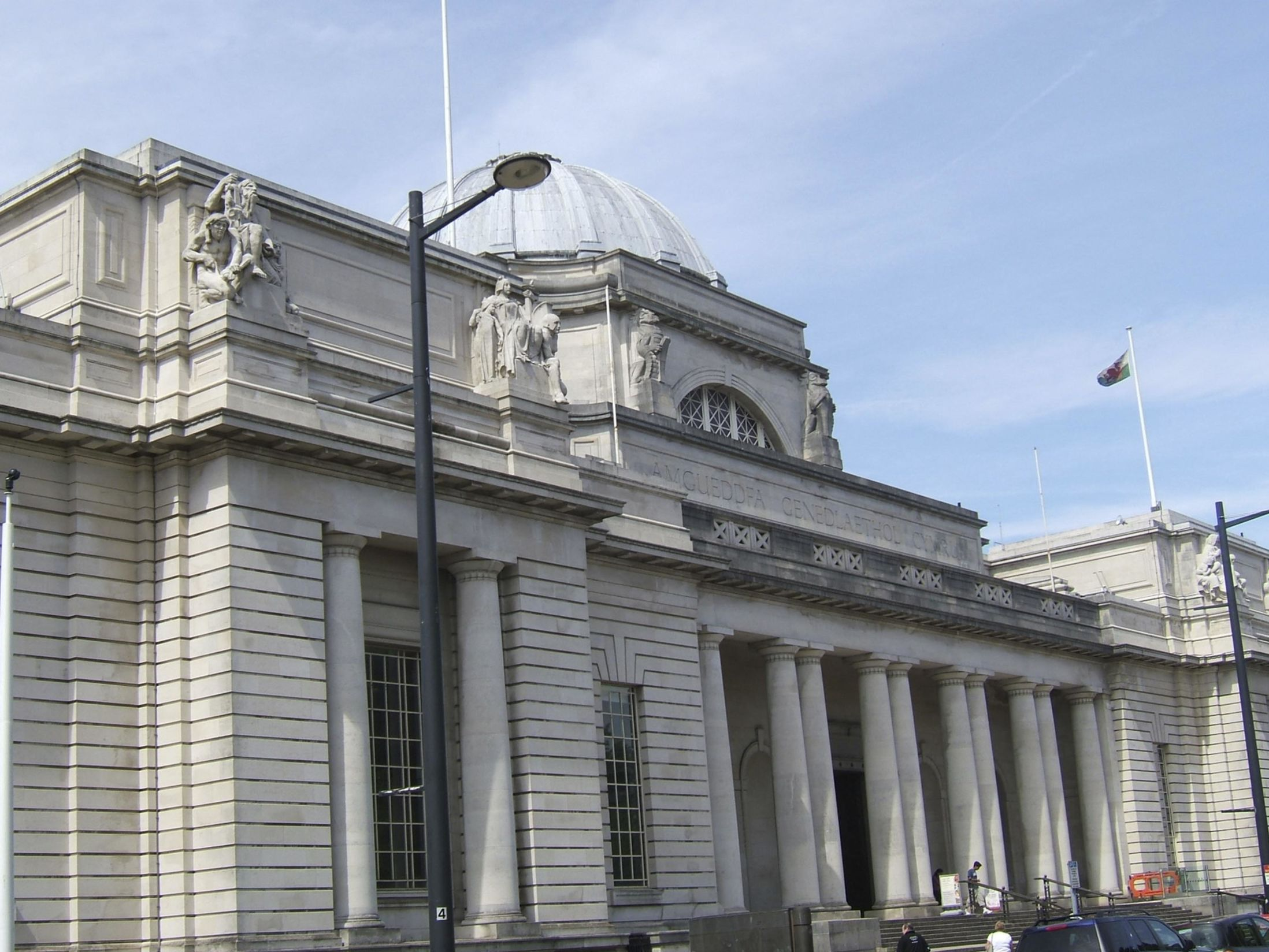 Things to do in Cardiff - National Museum Cardiff