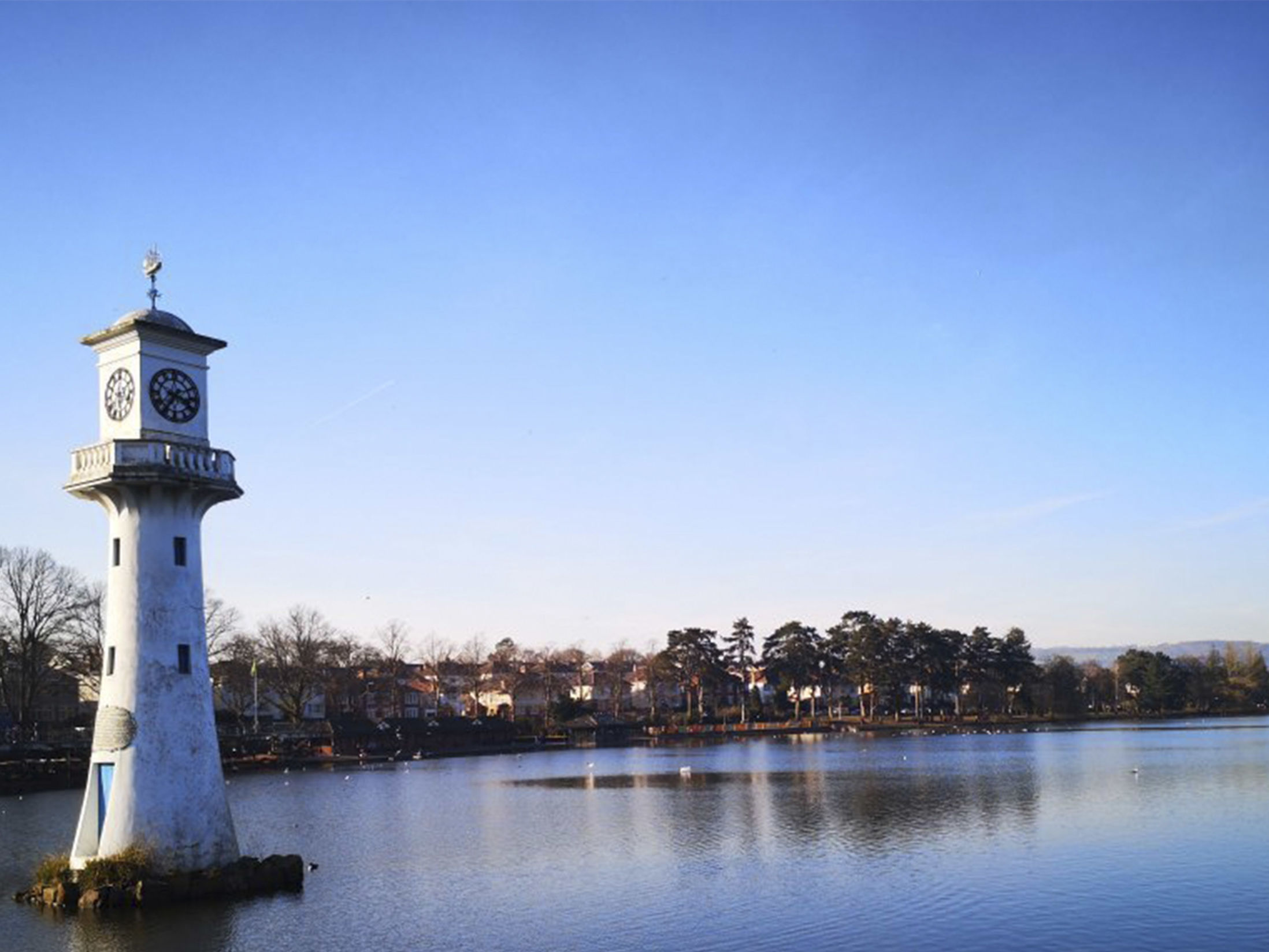 Things to do in Cardiff - Roath Park & Lake