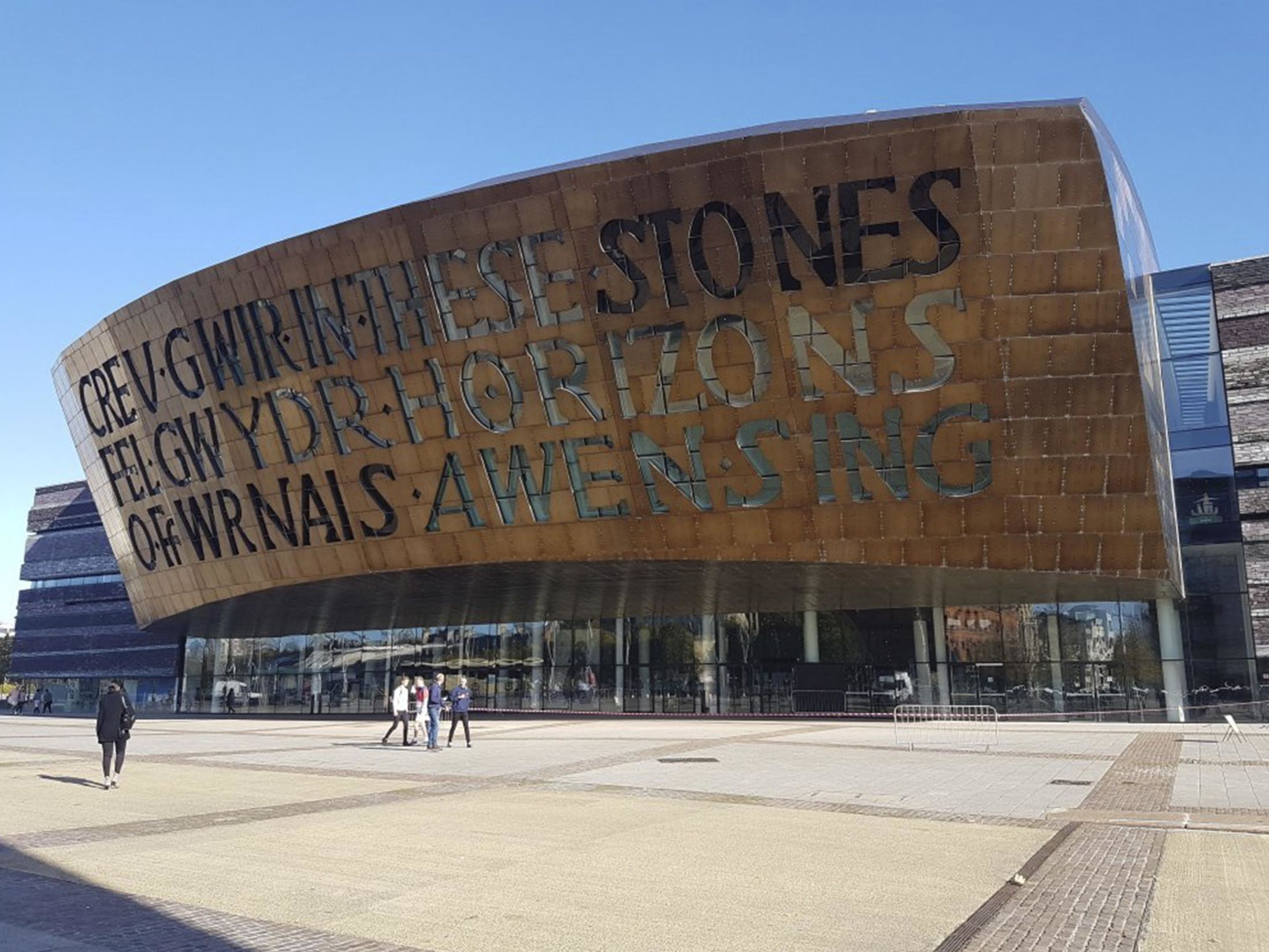 Things to do in Cardiff - Wales Millennium Centre