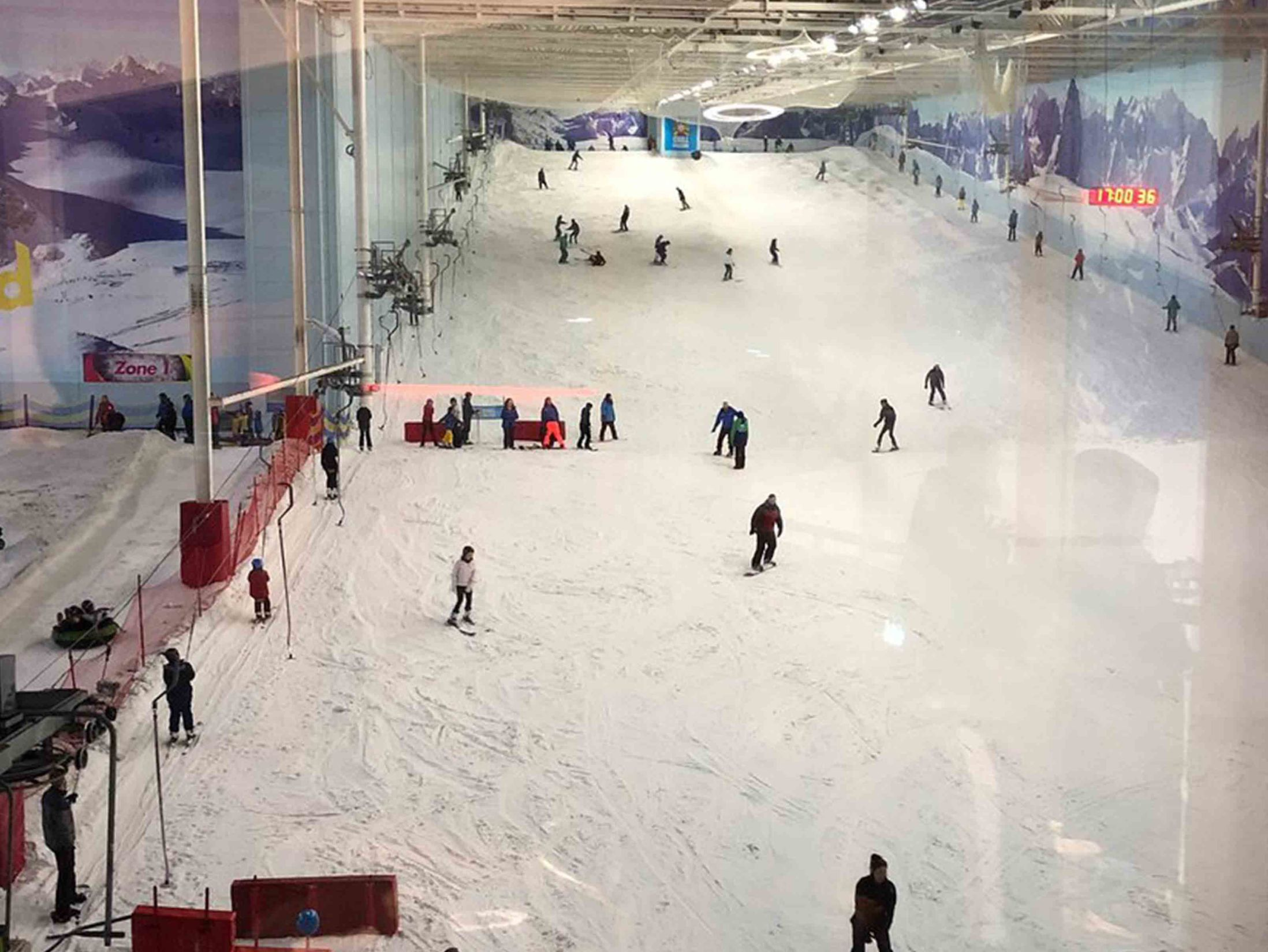 Things to Do in Manchester - Chill Factore