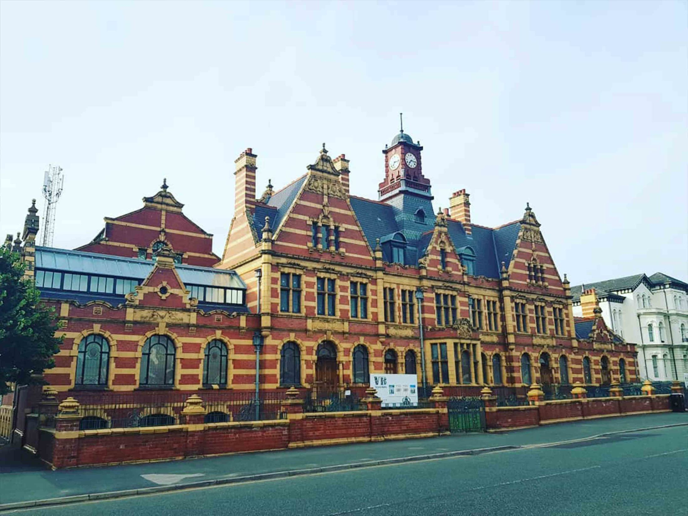 Things to Do in Manchester - Victoria Baths