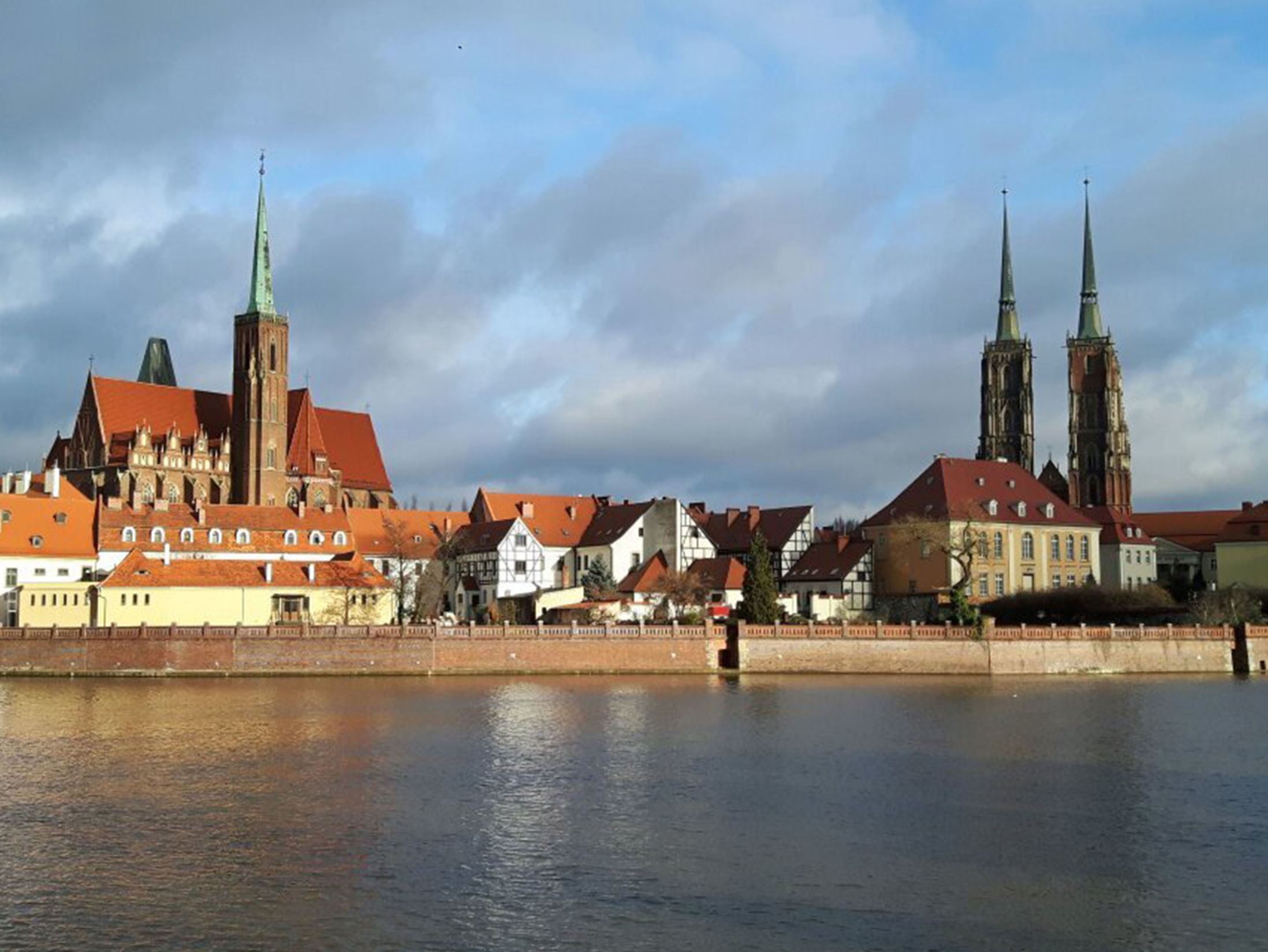 Things to do in Wroclaw - Cathedral Island