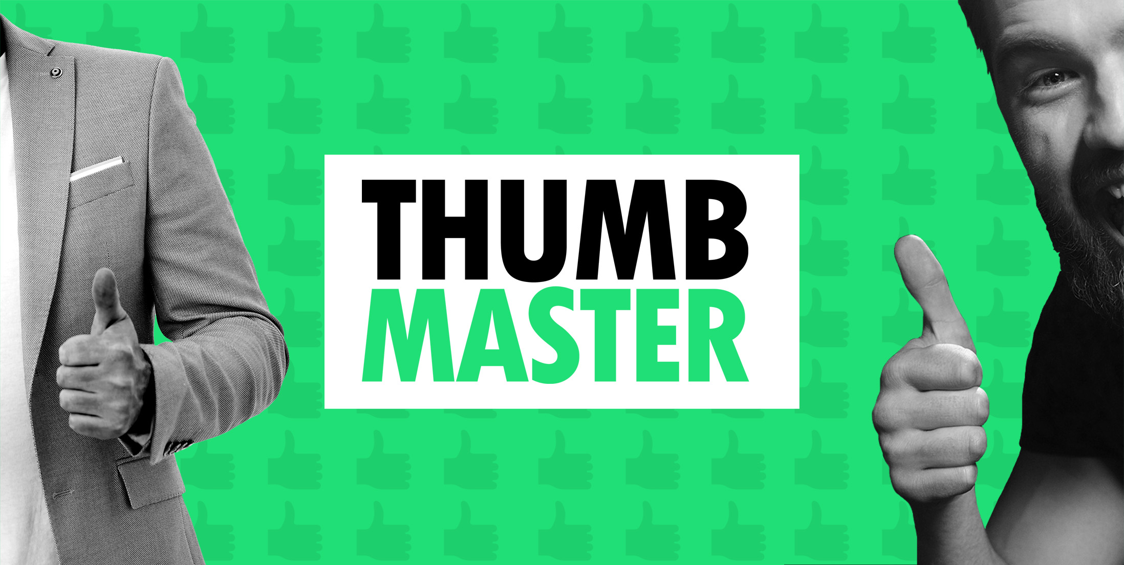 Thumb Master Stag Do Drinking Game