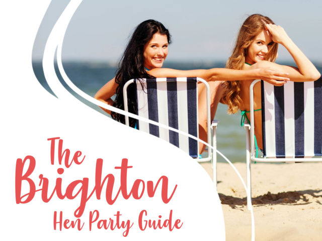 The Brighton Hen Party Guide
